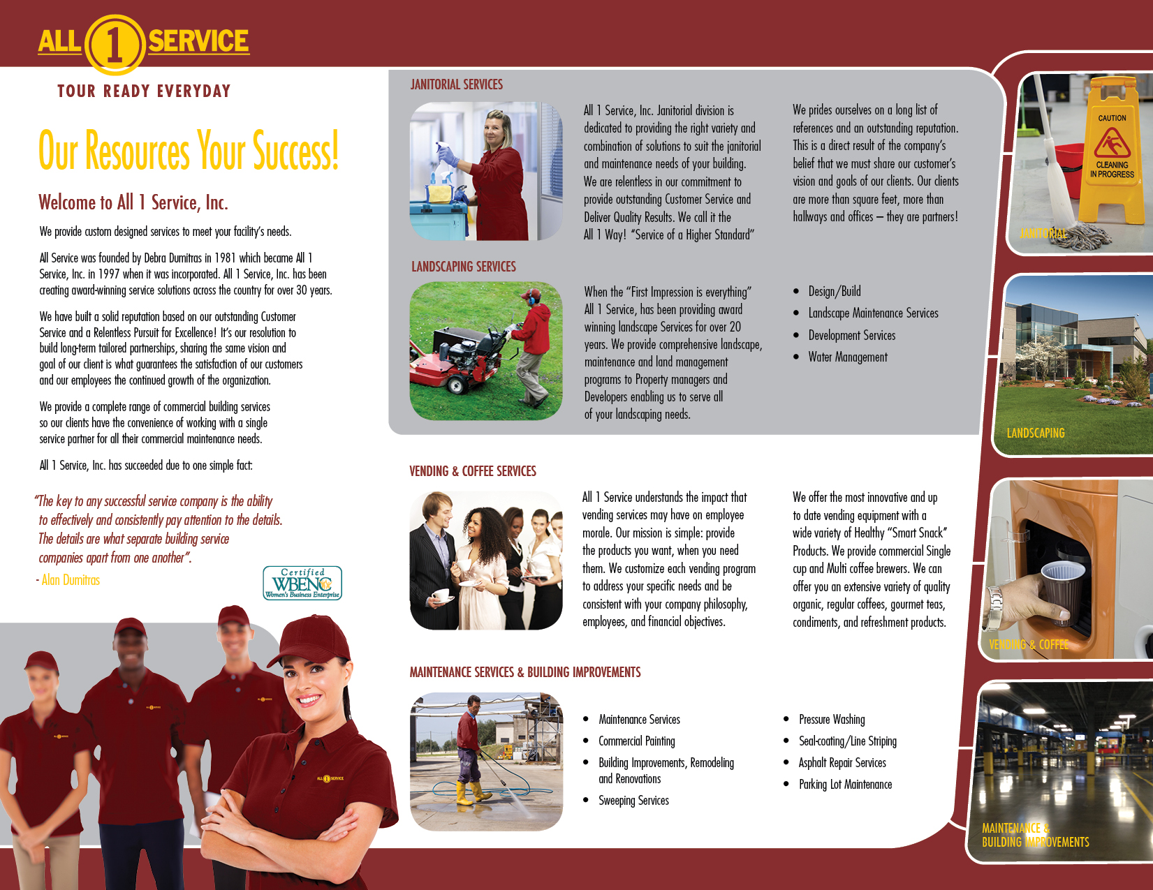 All1Service Brochure2