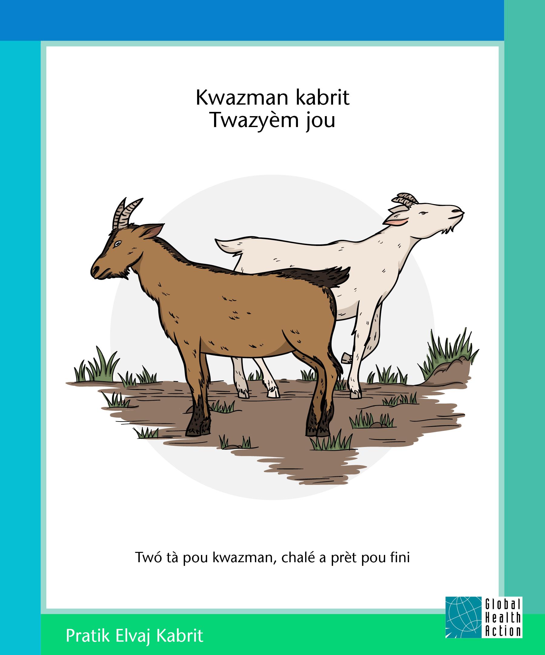 Goat Program Poster 4