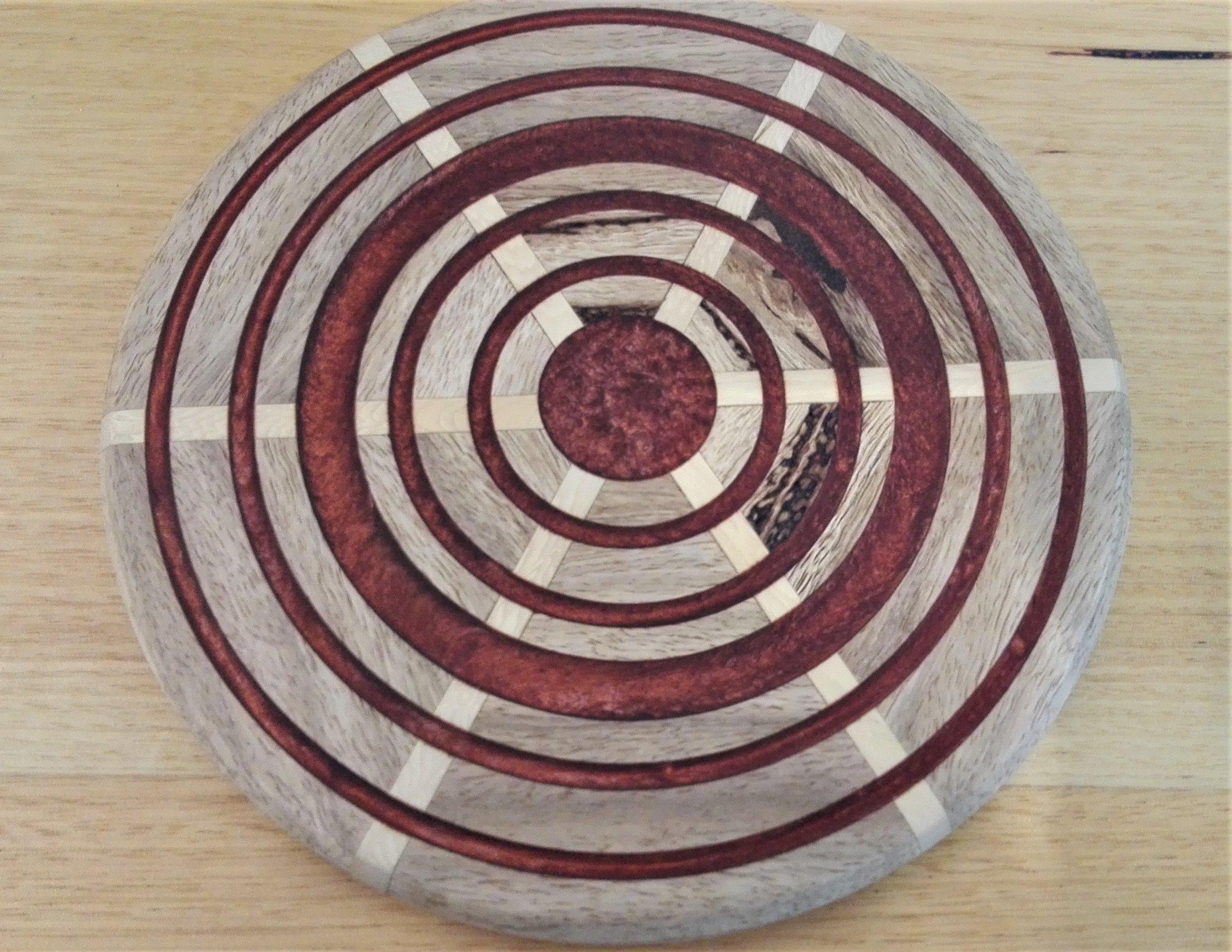 Trivet- Australian timber