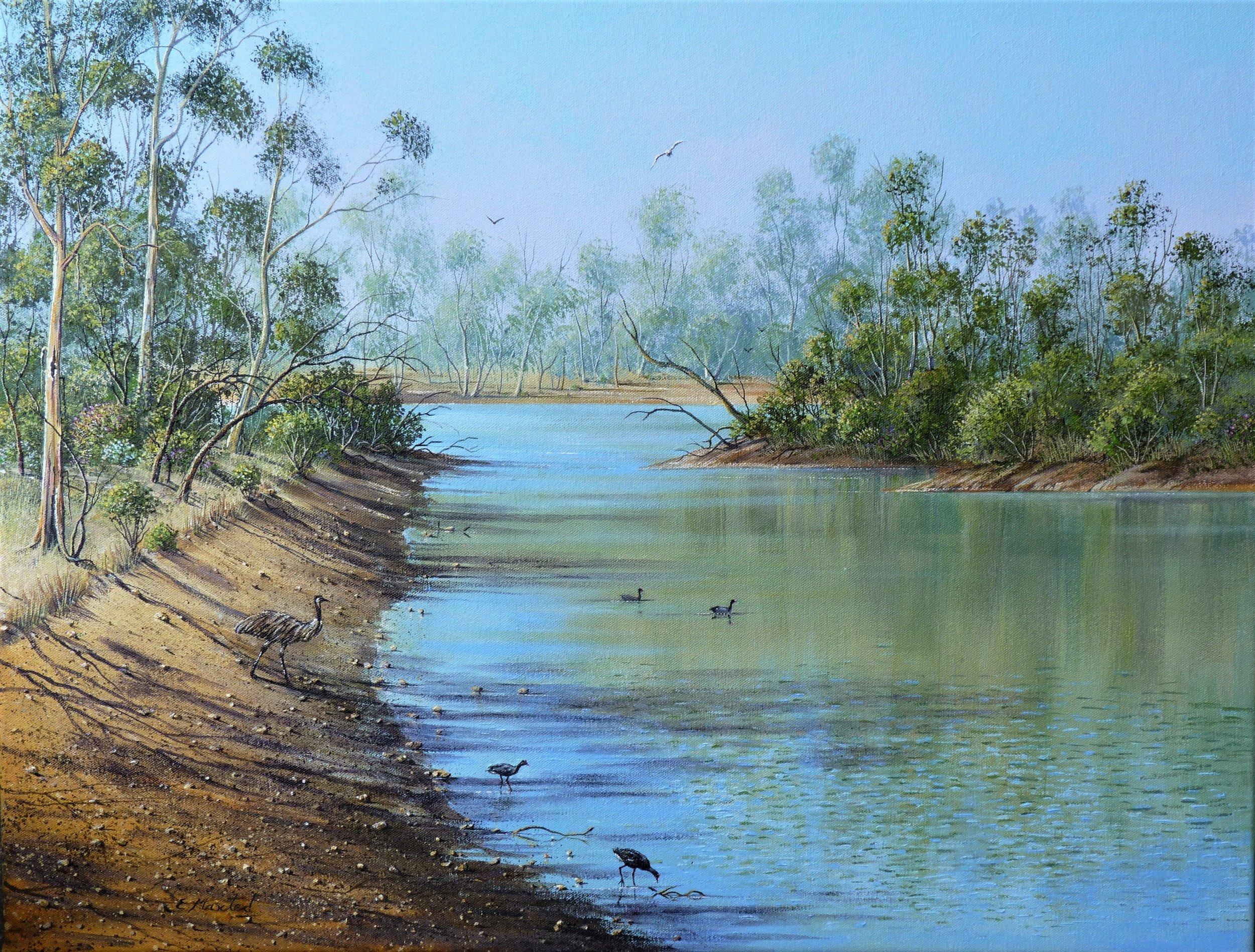 Serenity At Playford Lake