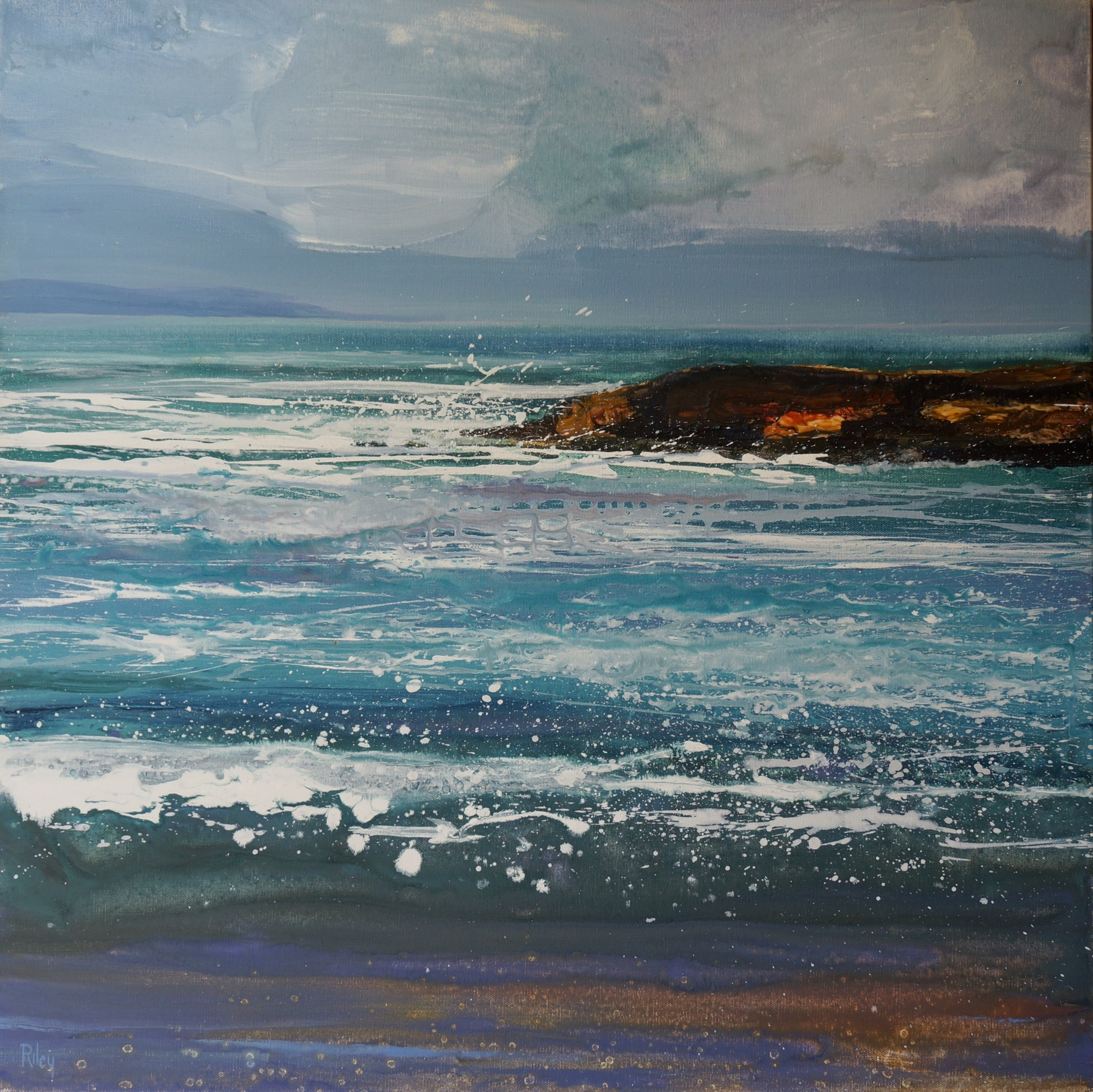 Silver Lining - SOLD
