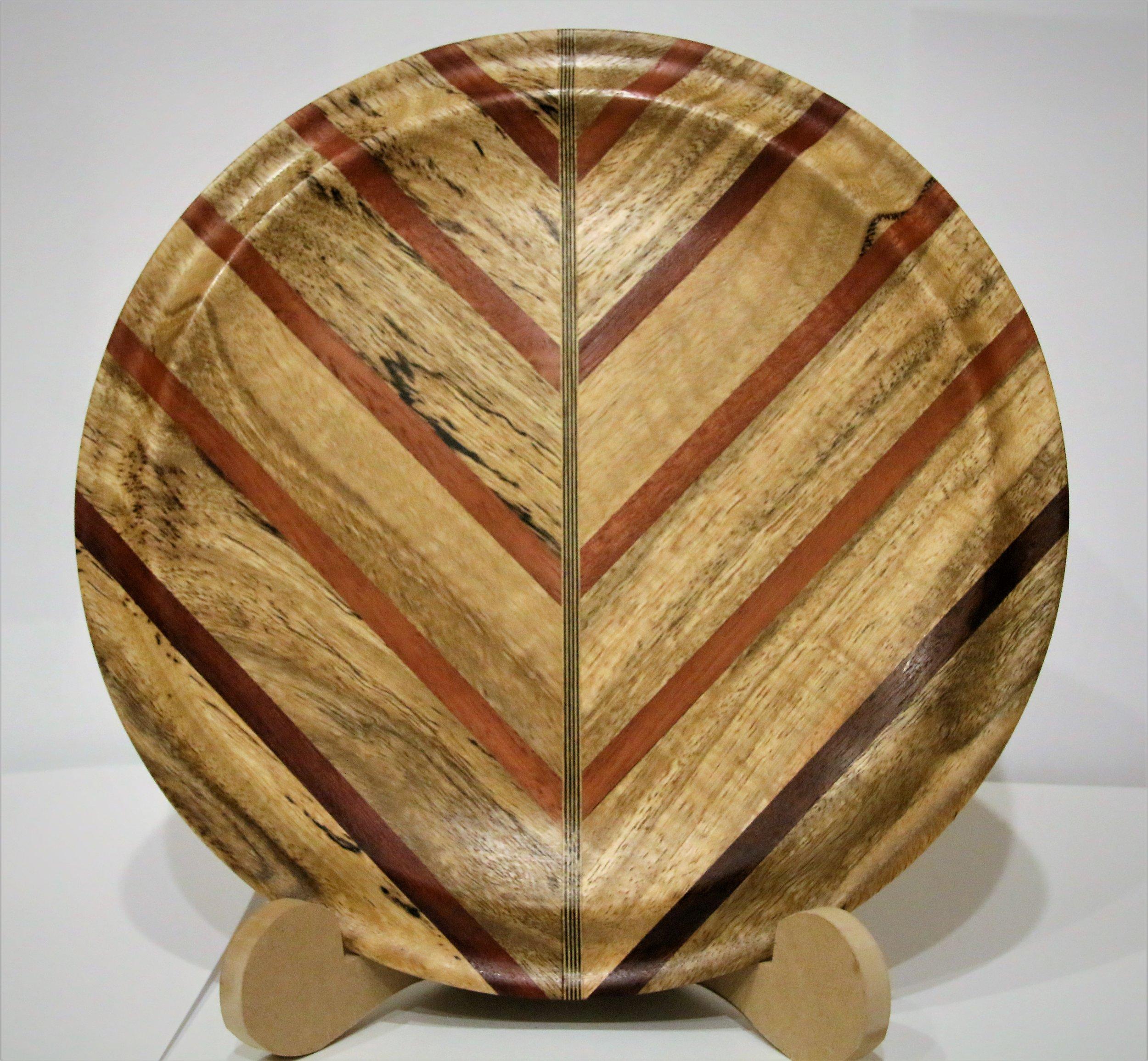 Large Platter - Marri, Jarrah