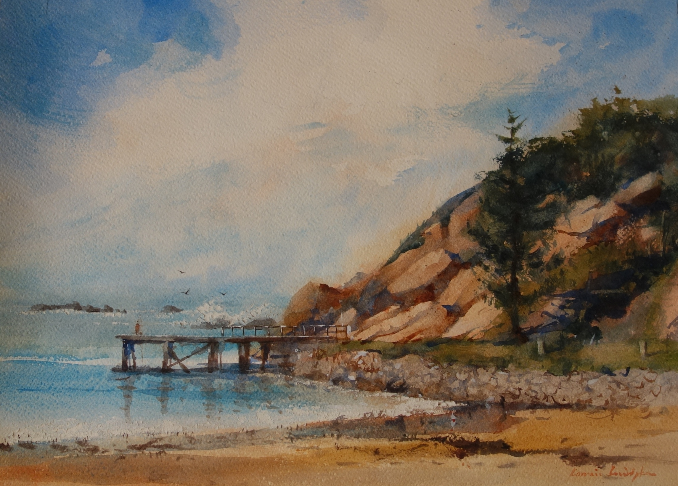 Solitude, Port Elliot - SOLD