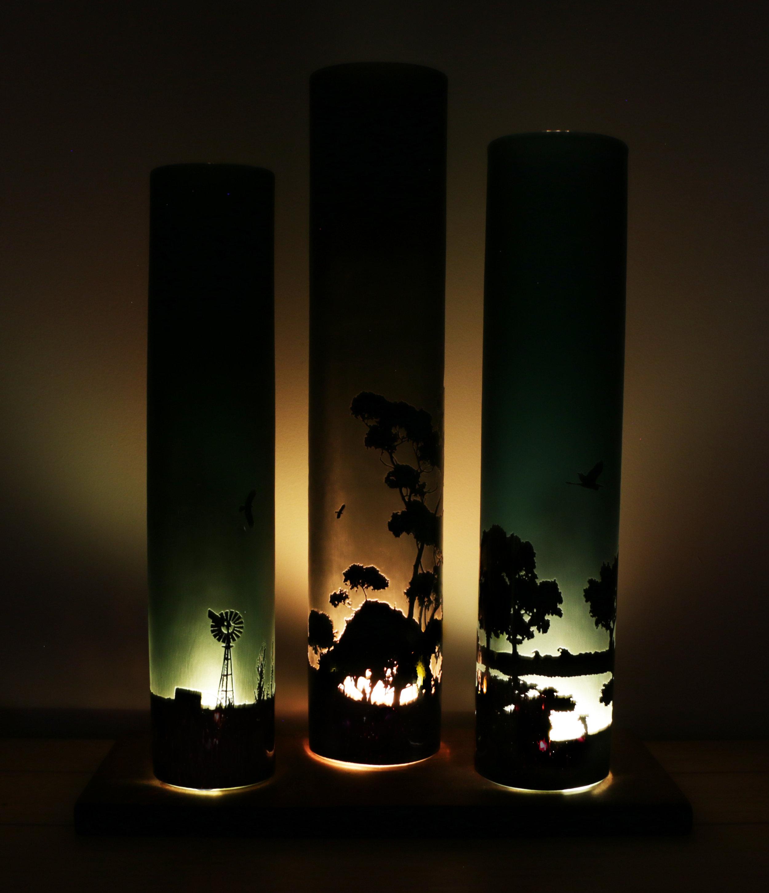 NEW - Last light