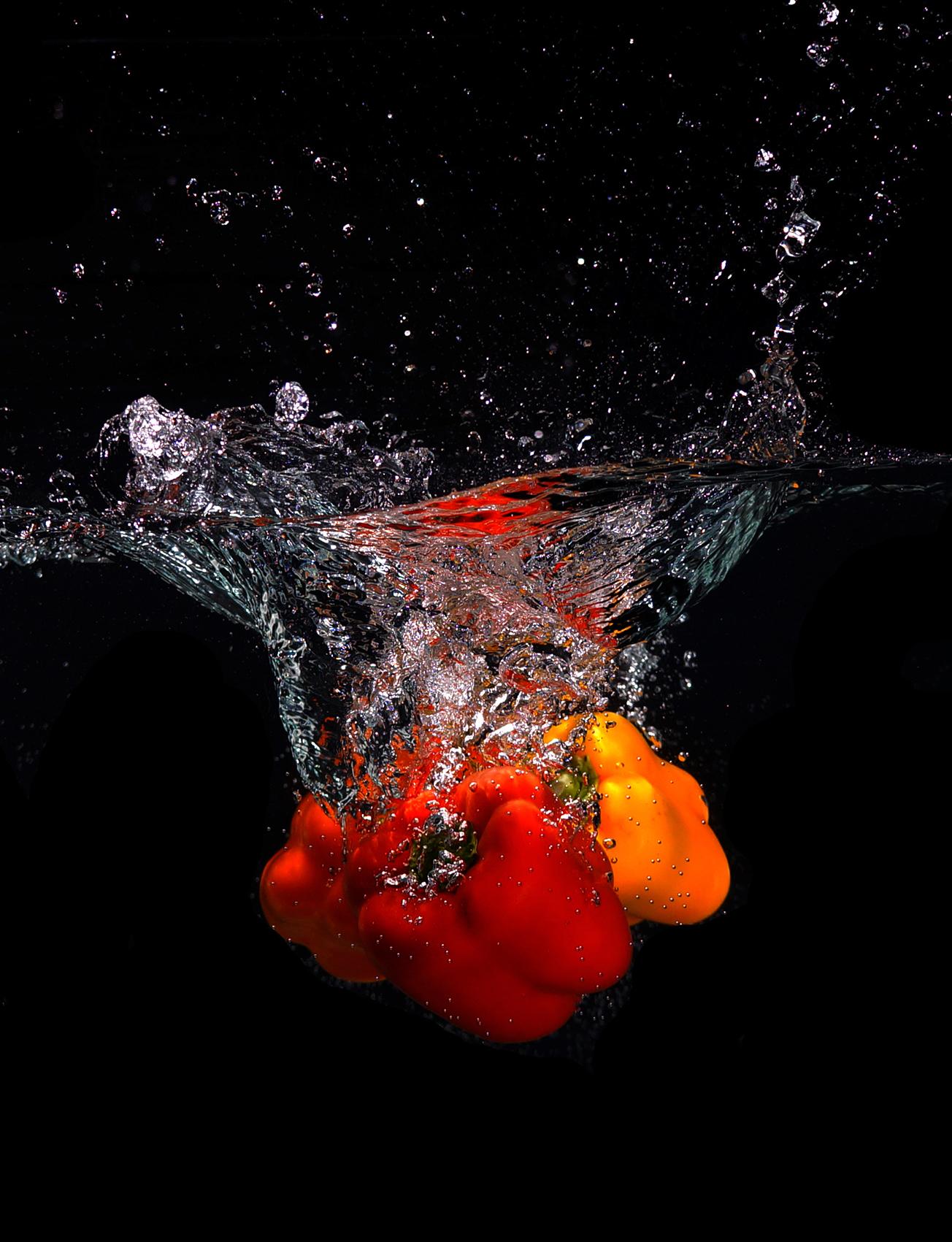 NEW - Capsicum Splash 1 - SOLD