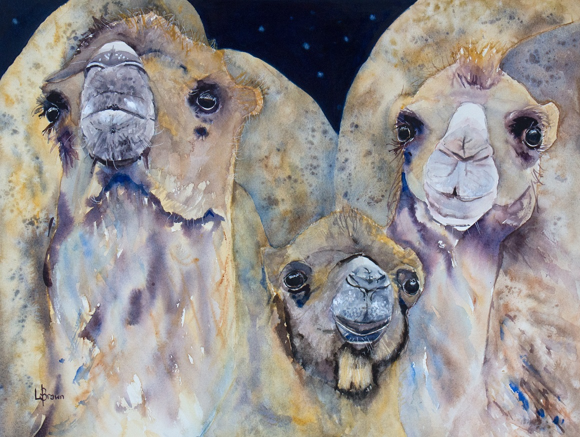 Night Trekkers - SOLD