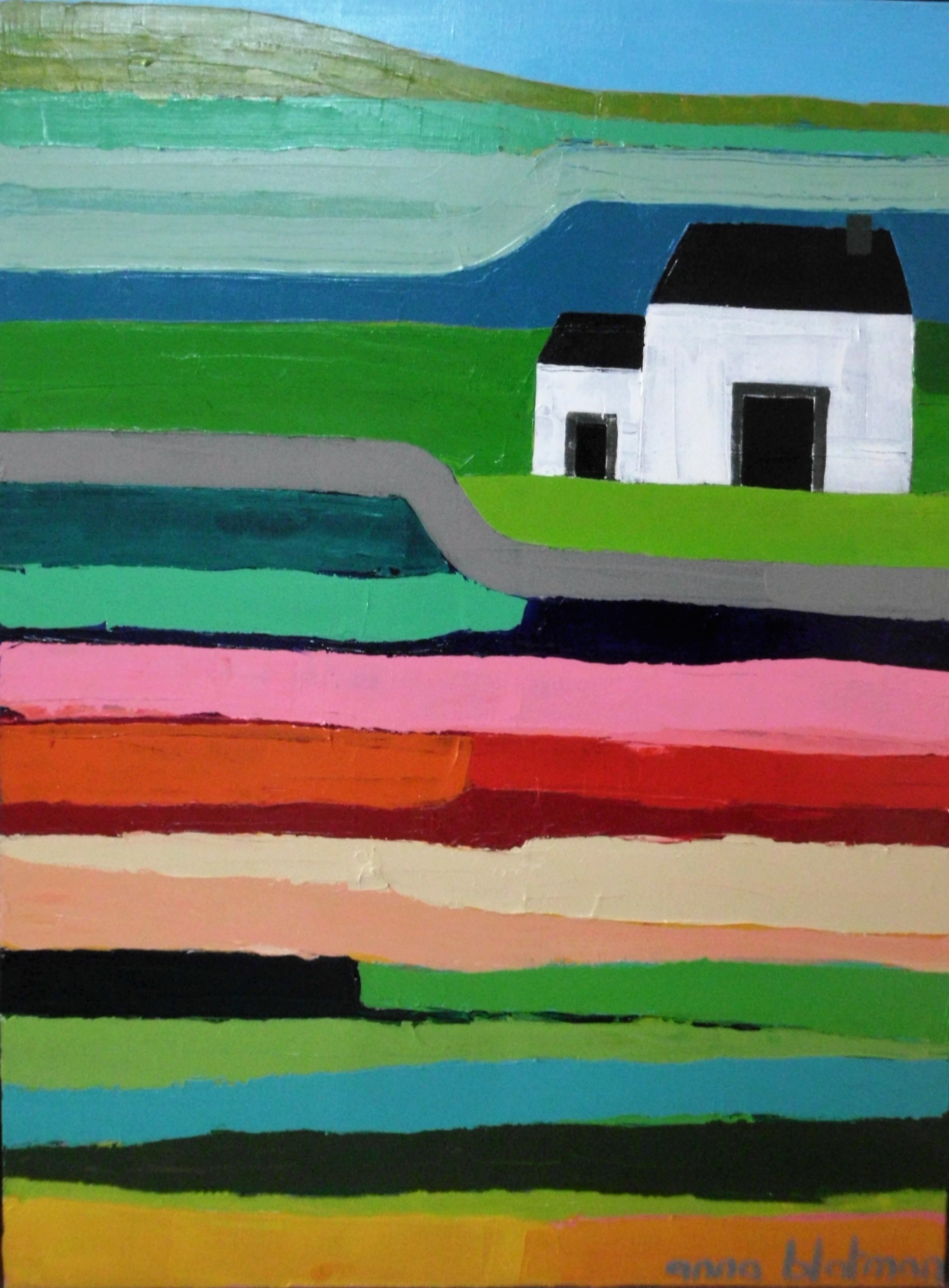 House on a Hill - SOLD