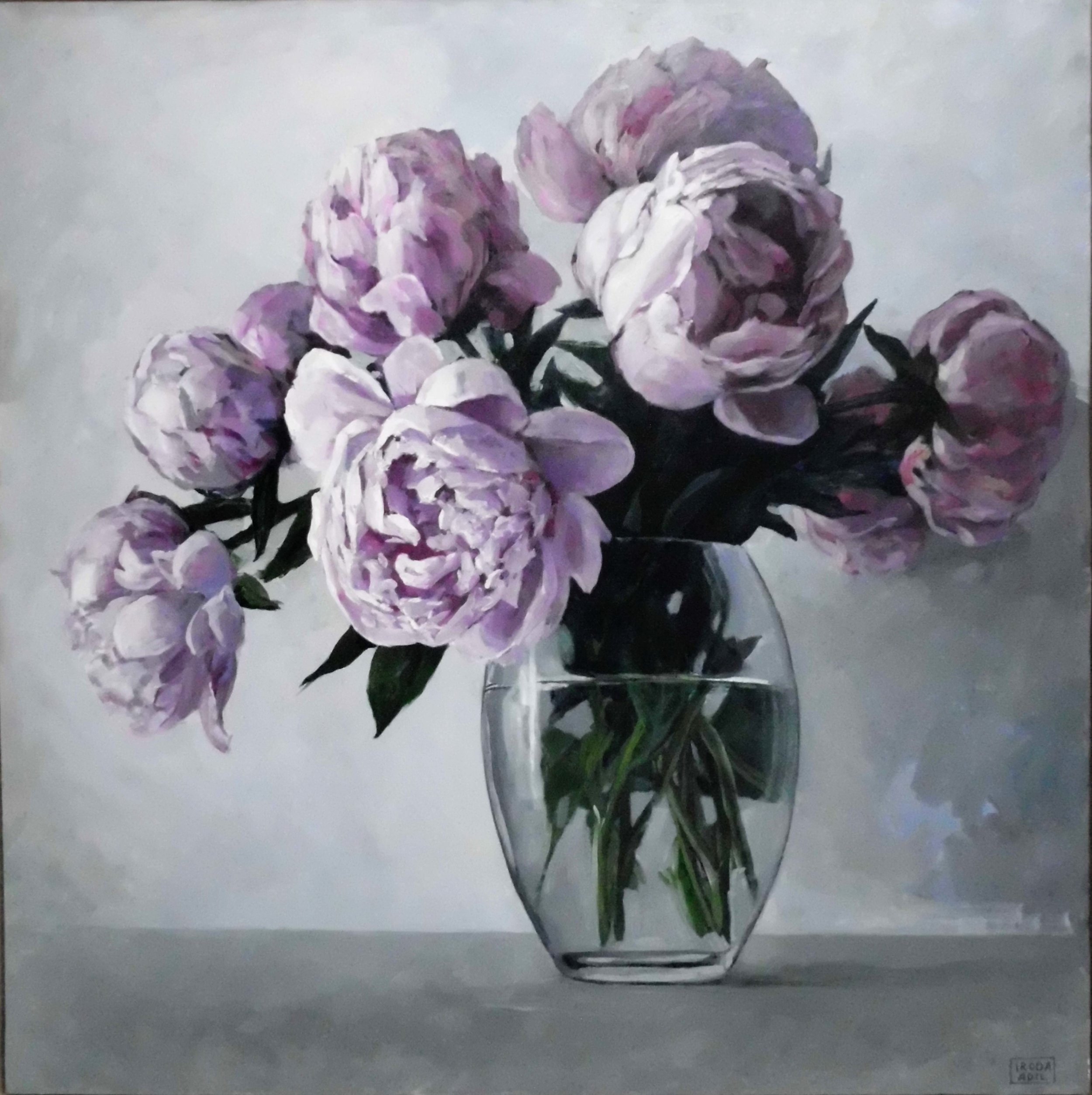 Peonies - SOLD
