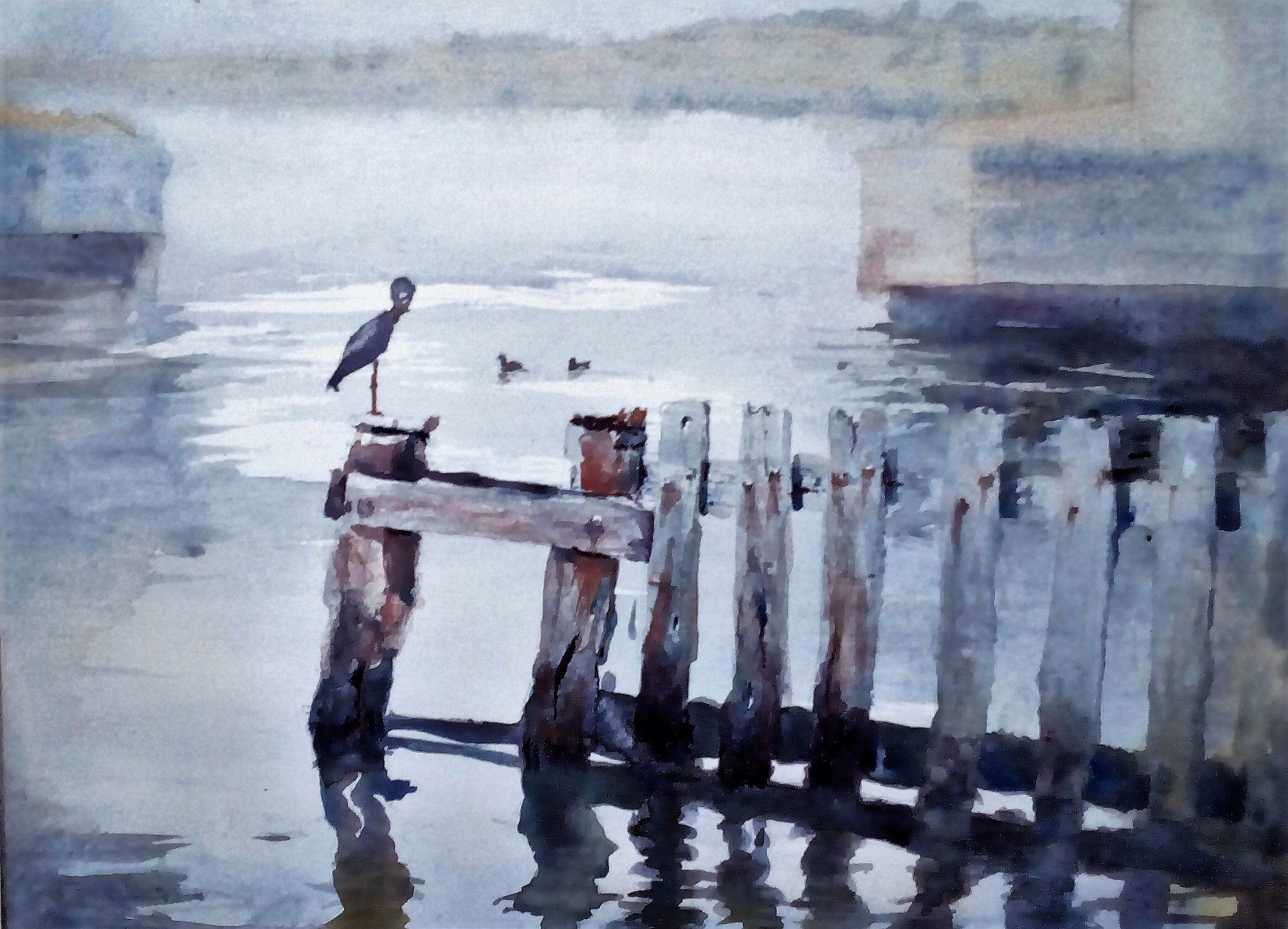 Old Ferry Crossing - SOLD