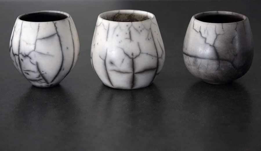 Naked Raku Vessels