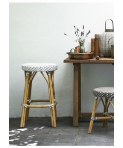 Ratan stools from £130