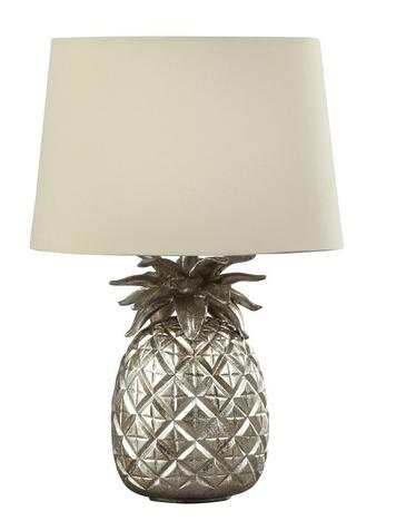 Pineapple lamp, Laura Ashley £75