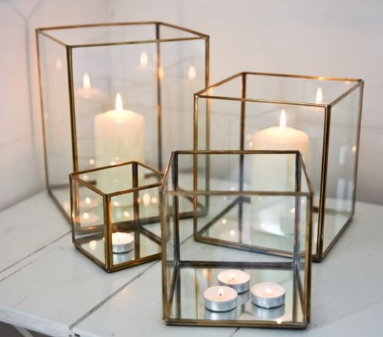 Nkuku Lanterns, from £12.95-£44.95