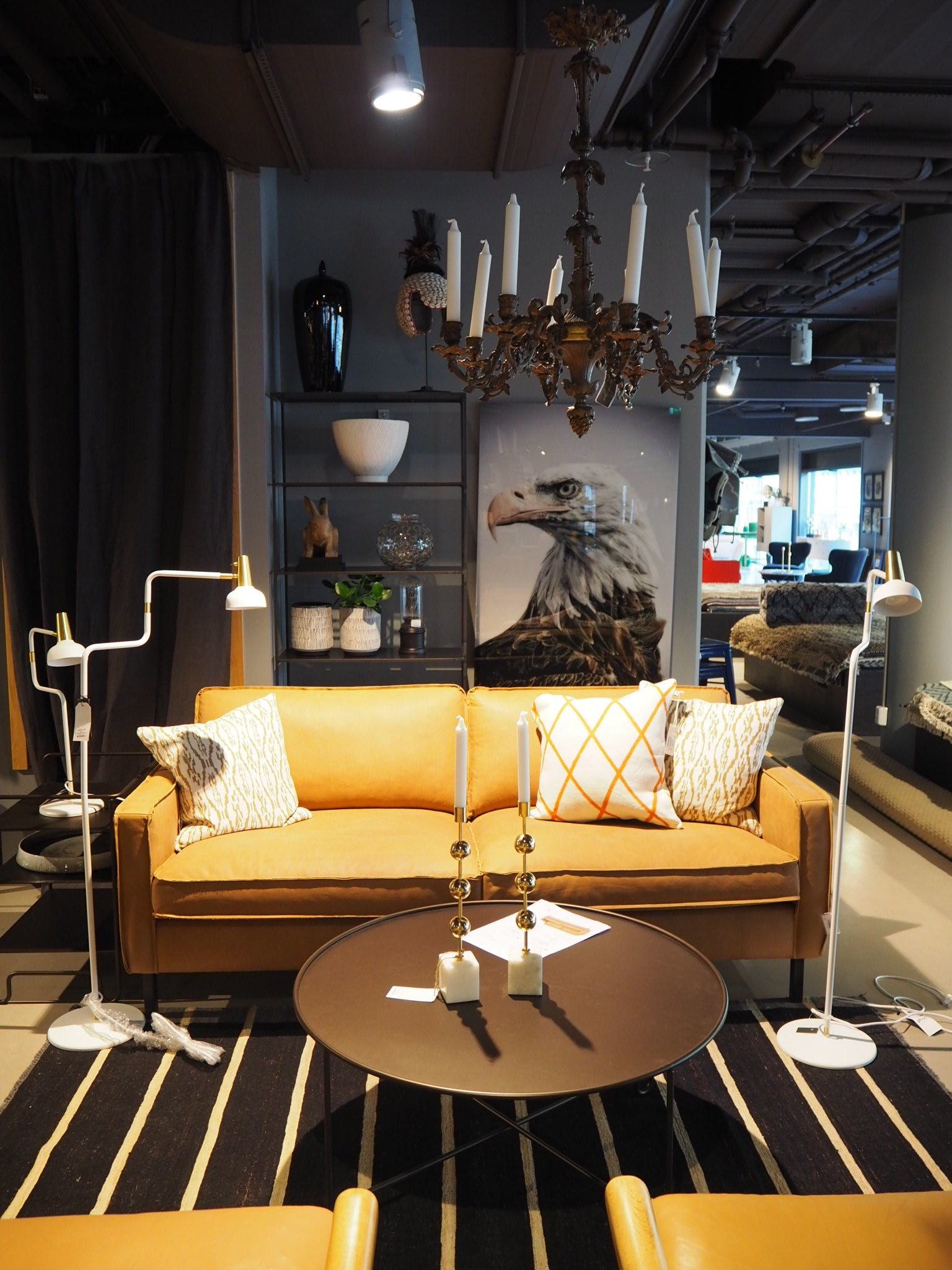 Homeware brand Posh living, stockholm