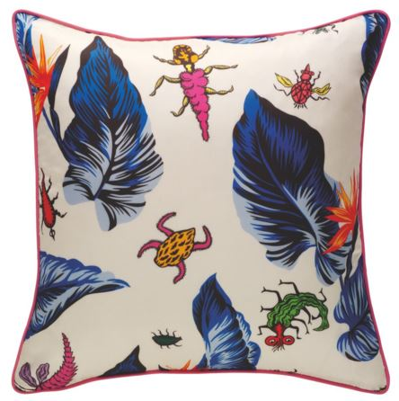 Henry Holland x Habitat Buggin reversible cushion £35