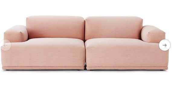 9. Muuto Connect Sofa £2,283