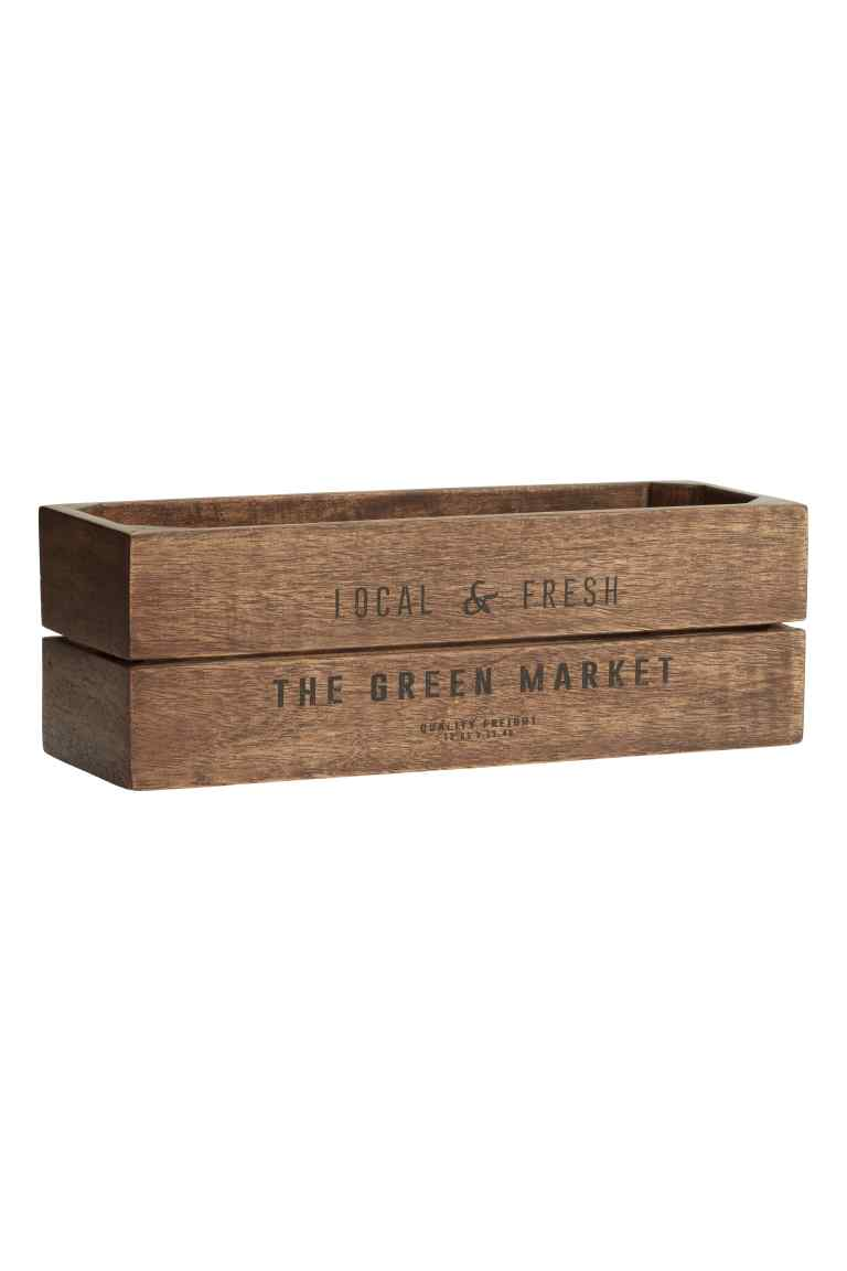 £12.99 SMALL WOODEN BOX