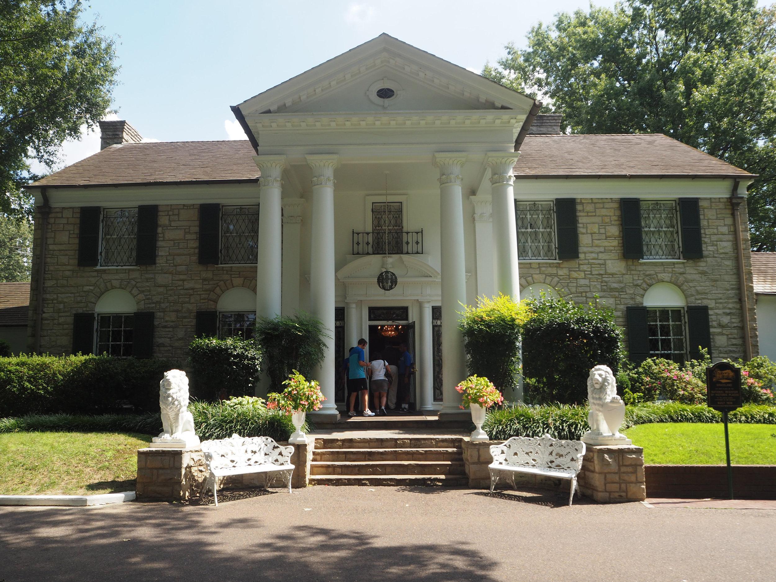 Elvis Presley | Graceland | Memphis, Tennessee.
