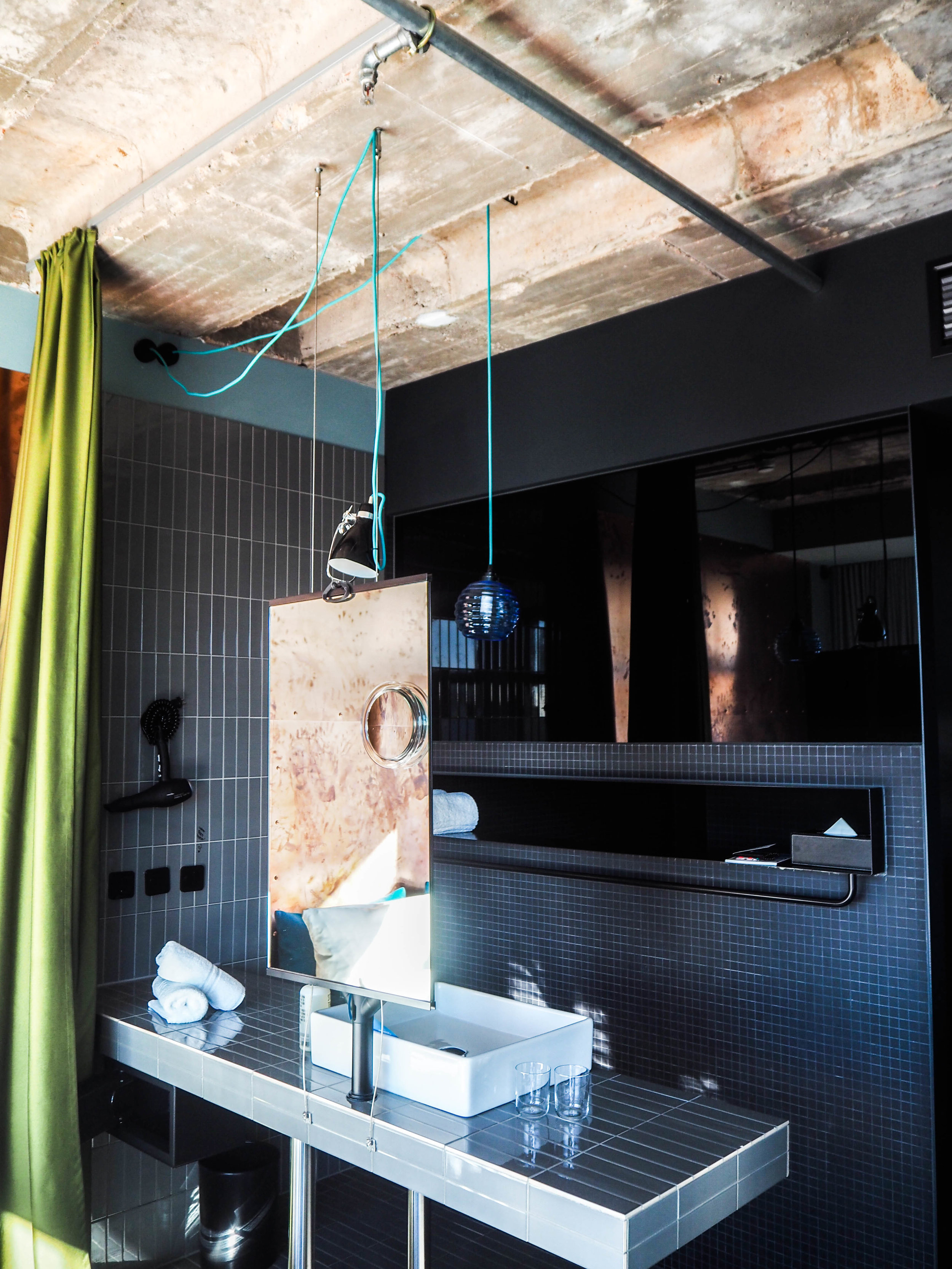 25 hours BIKINI HOTEL BERLIN. DESIGN HOTEL BY  KEC KEC ARCHITECTS.