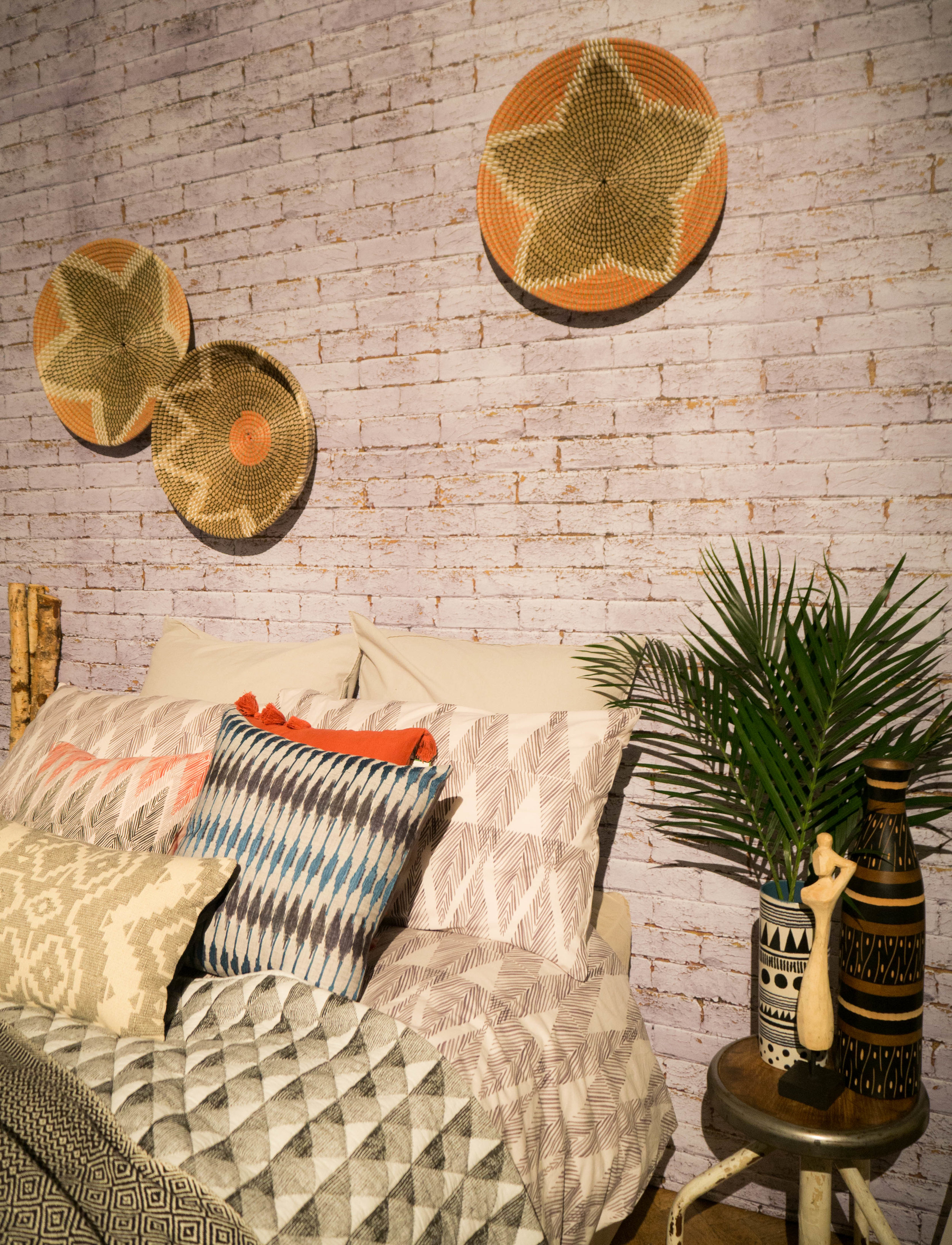Tribe. House of Fraser SS17 home preview.
