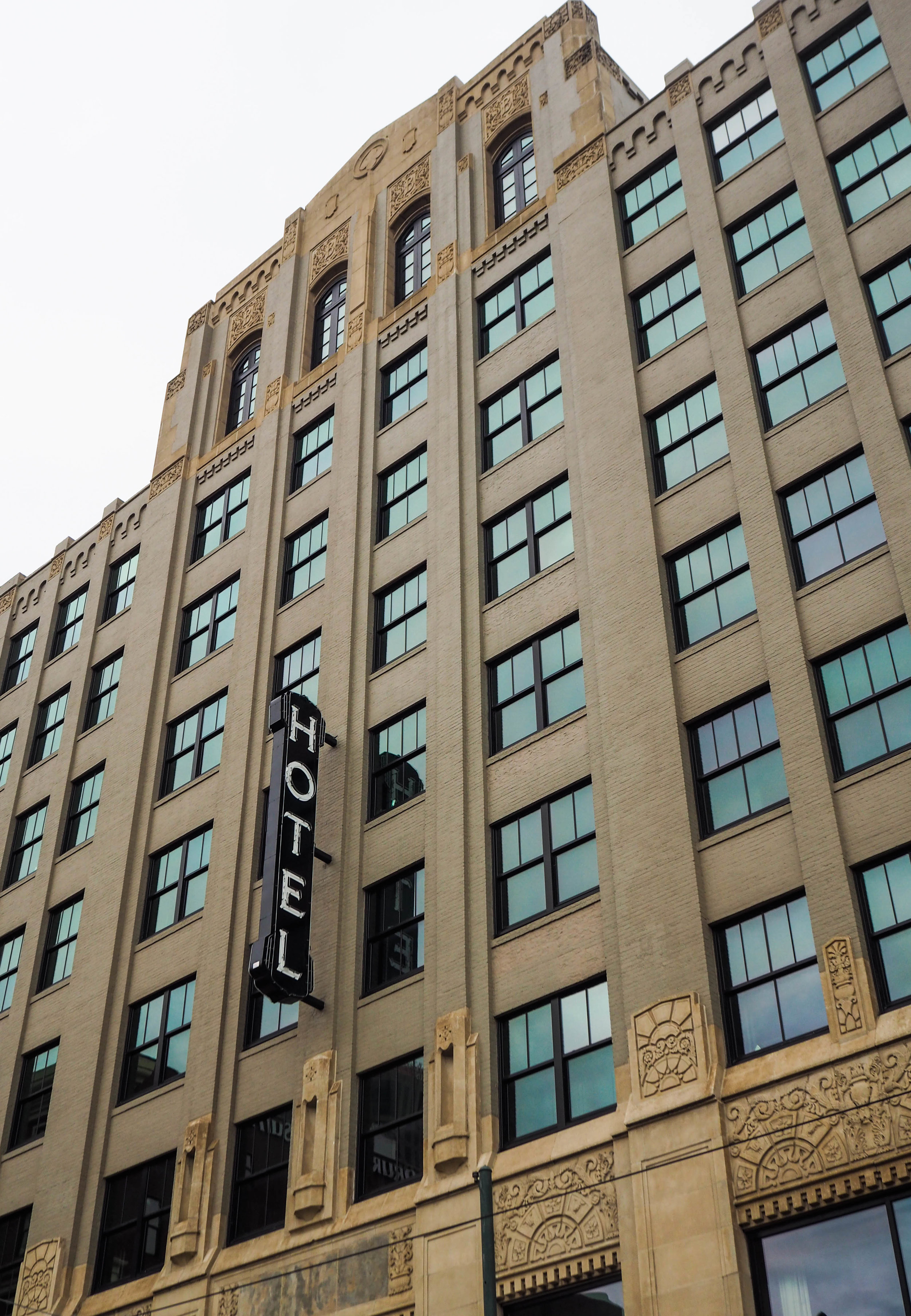 ACE HOTEL- NEW ORLEANS