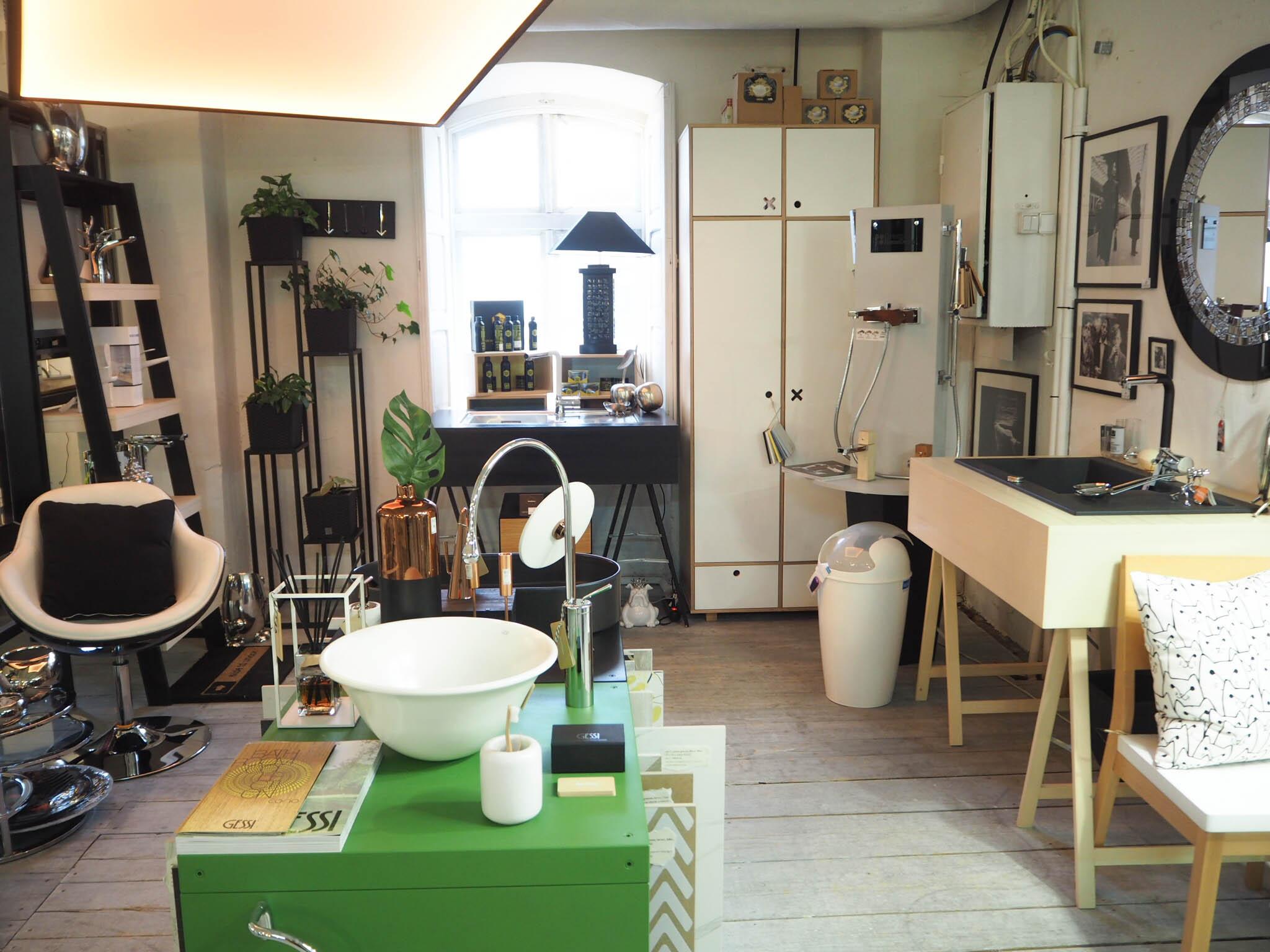 Kitchen design at Forum Designu in Krakow