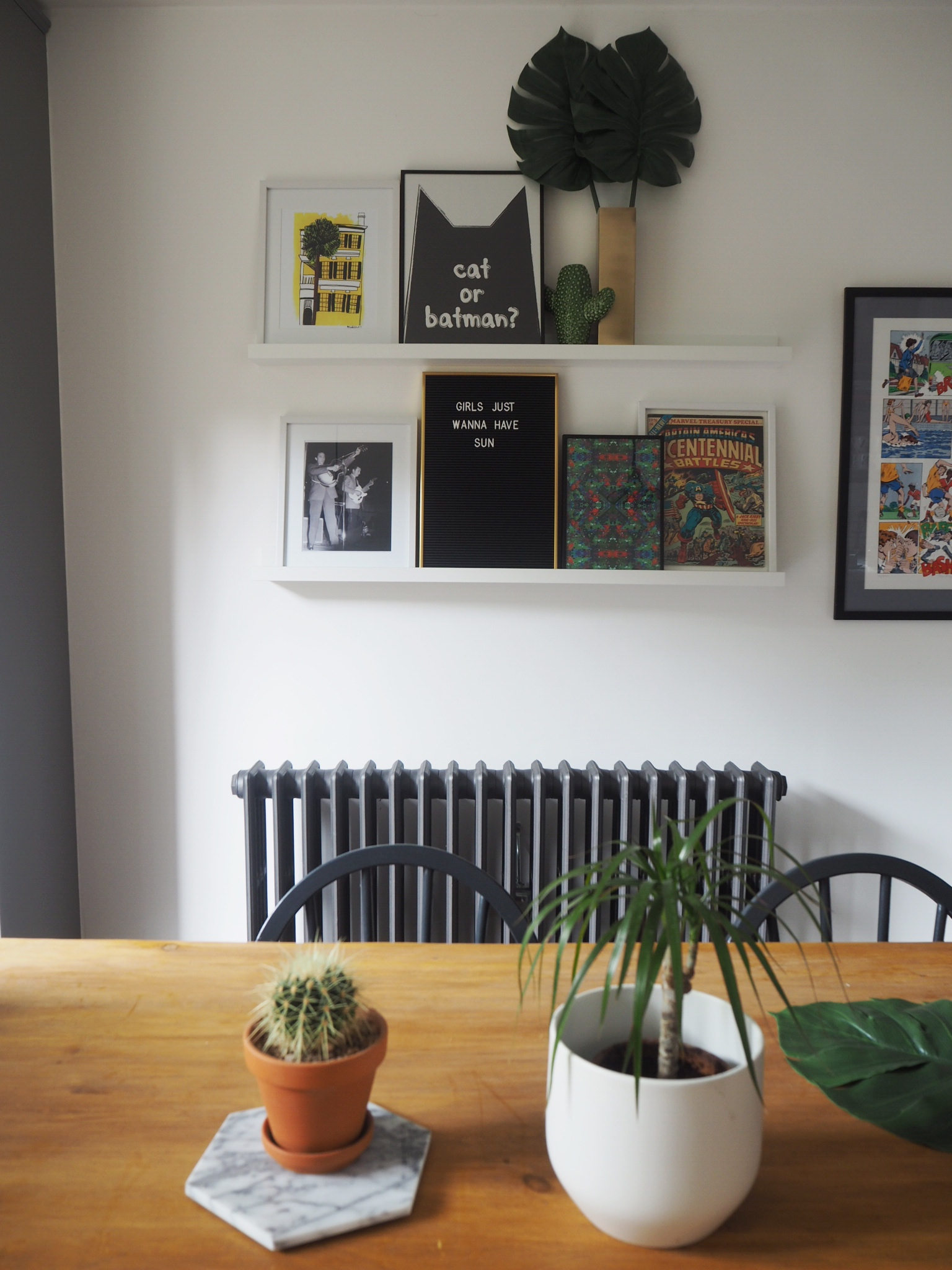 DINING TABLE RE VAMP