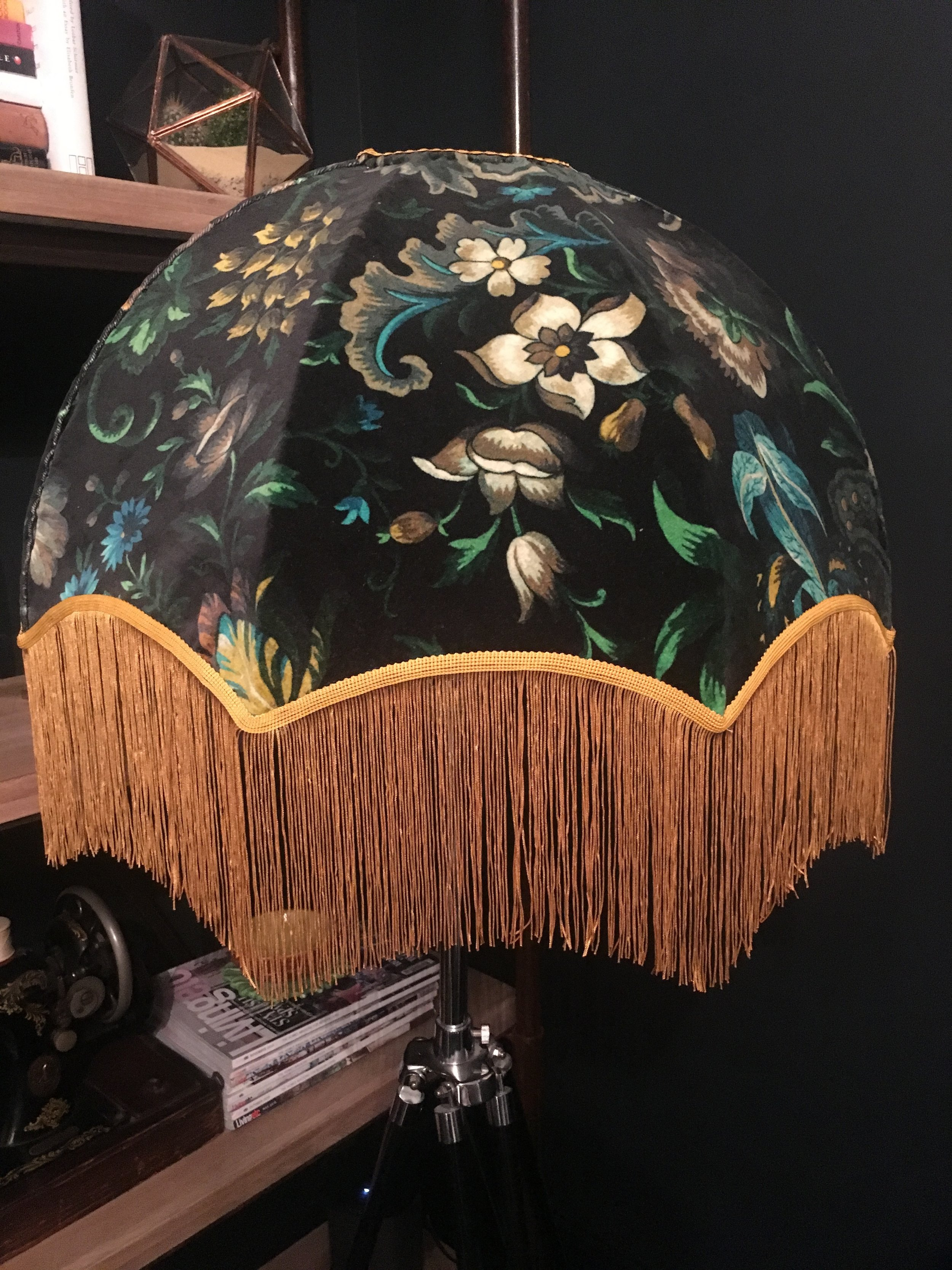 {SAVY SHOPPING} THE HOUSE OF HACKNEY HACK- DIY LAMPSHADE