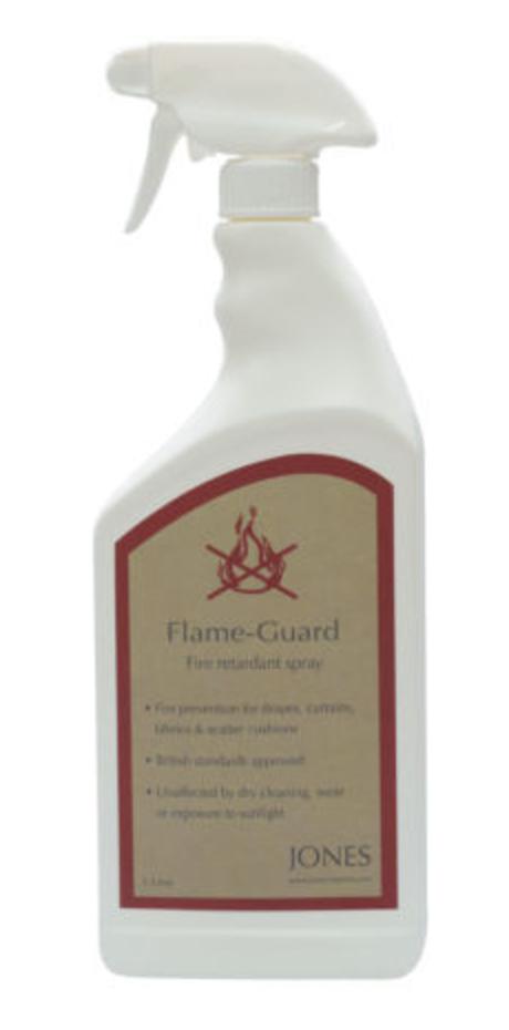 £12.99 British Standard Fire Retardant & Flame Guard Spray