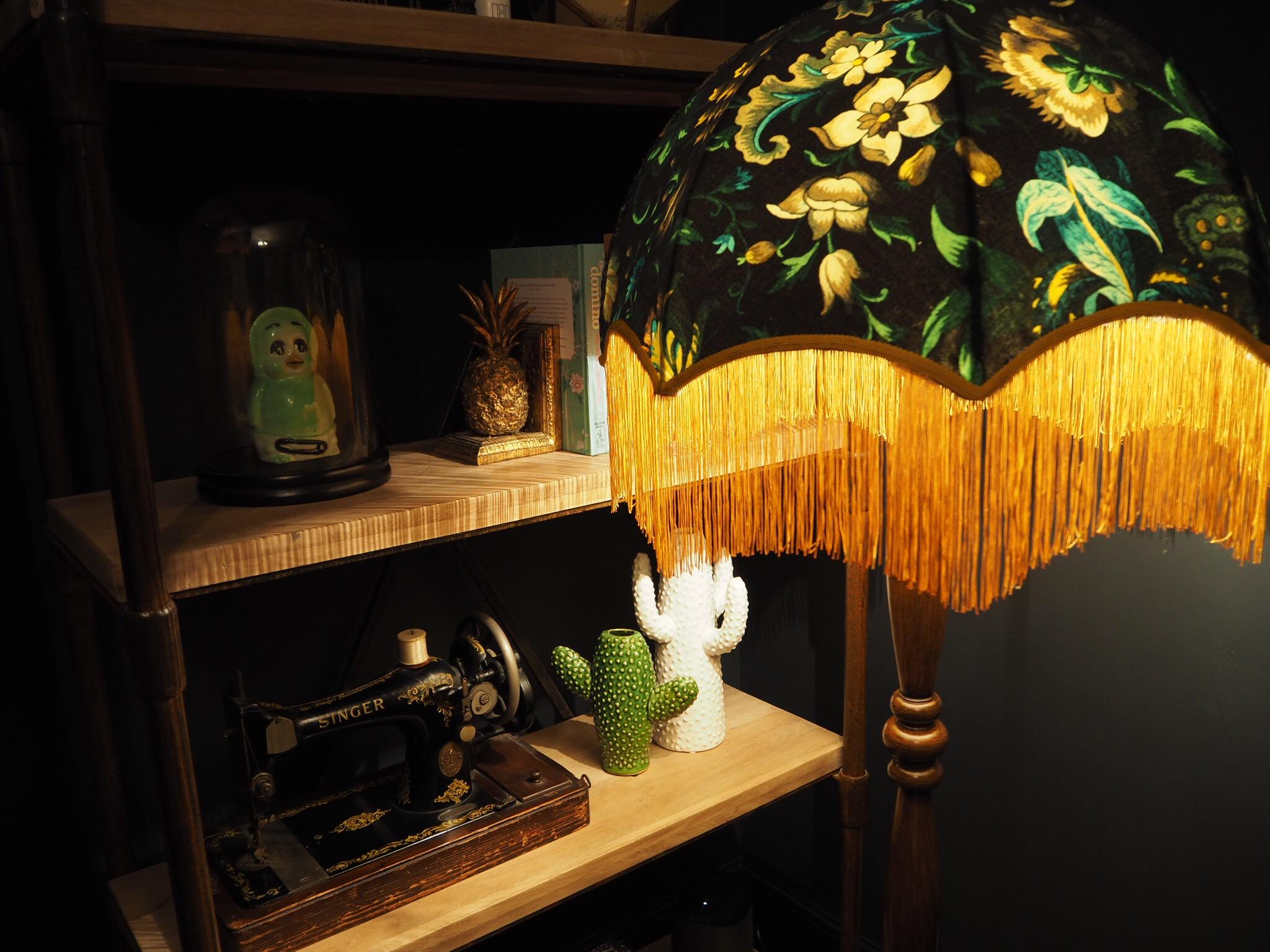 {SAVY SHOPPING} THE HOUSE OF HACKNEY HACK- DIY TASSEL LAMPSHADE