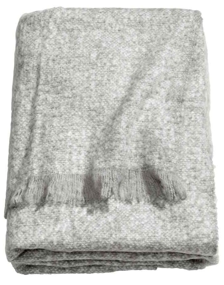 H&M- Soft grey blanket £24.99