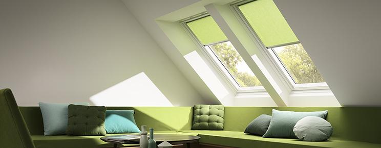 Velux Roller blinds