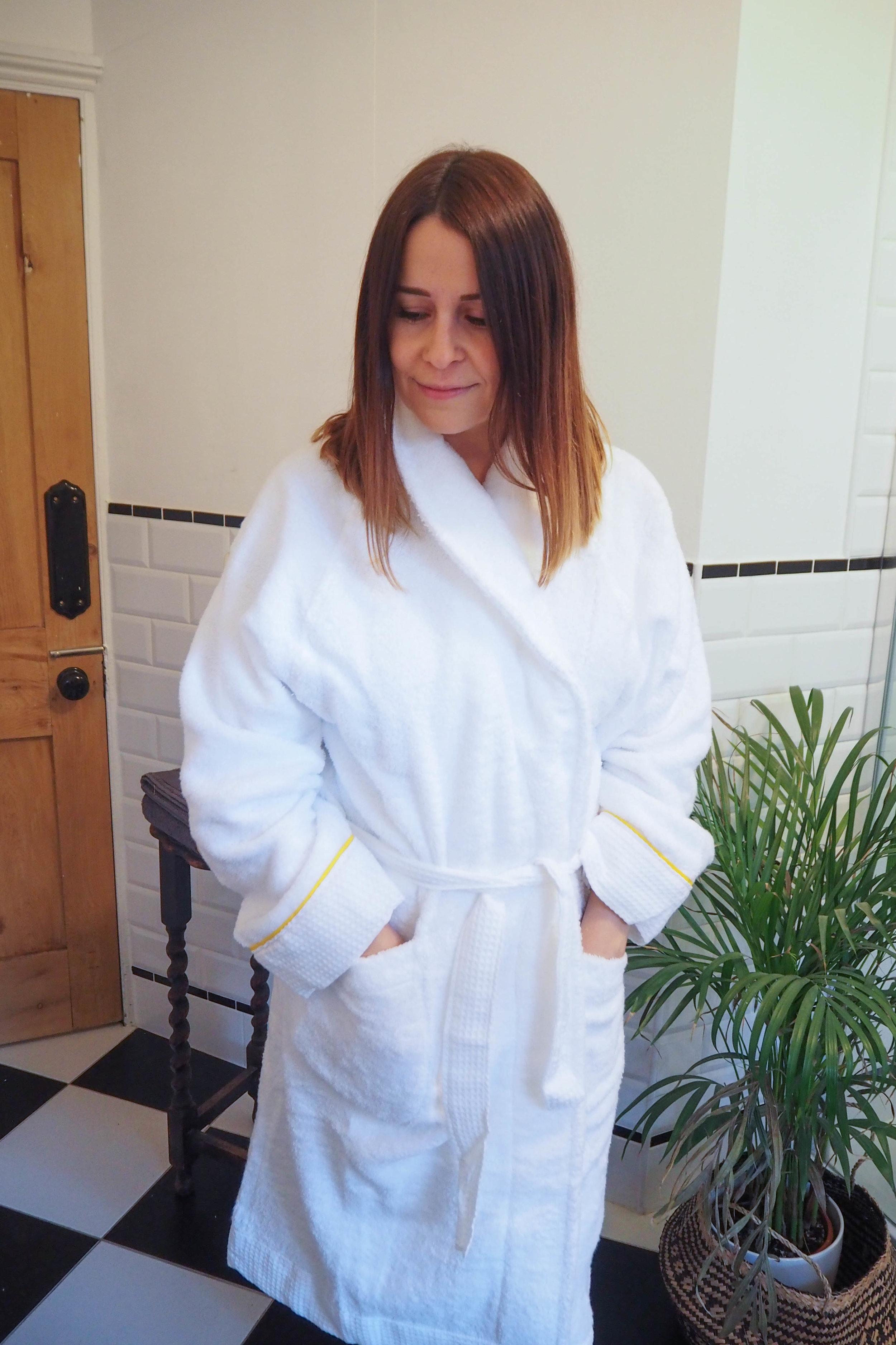 Eve Sleep towels