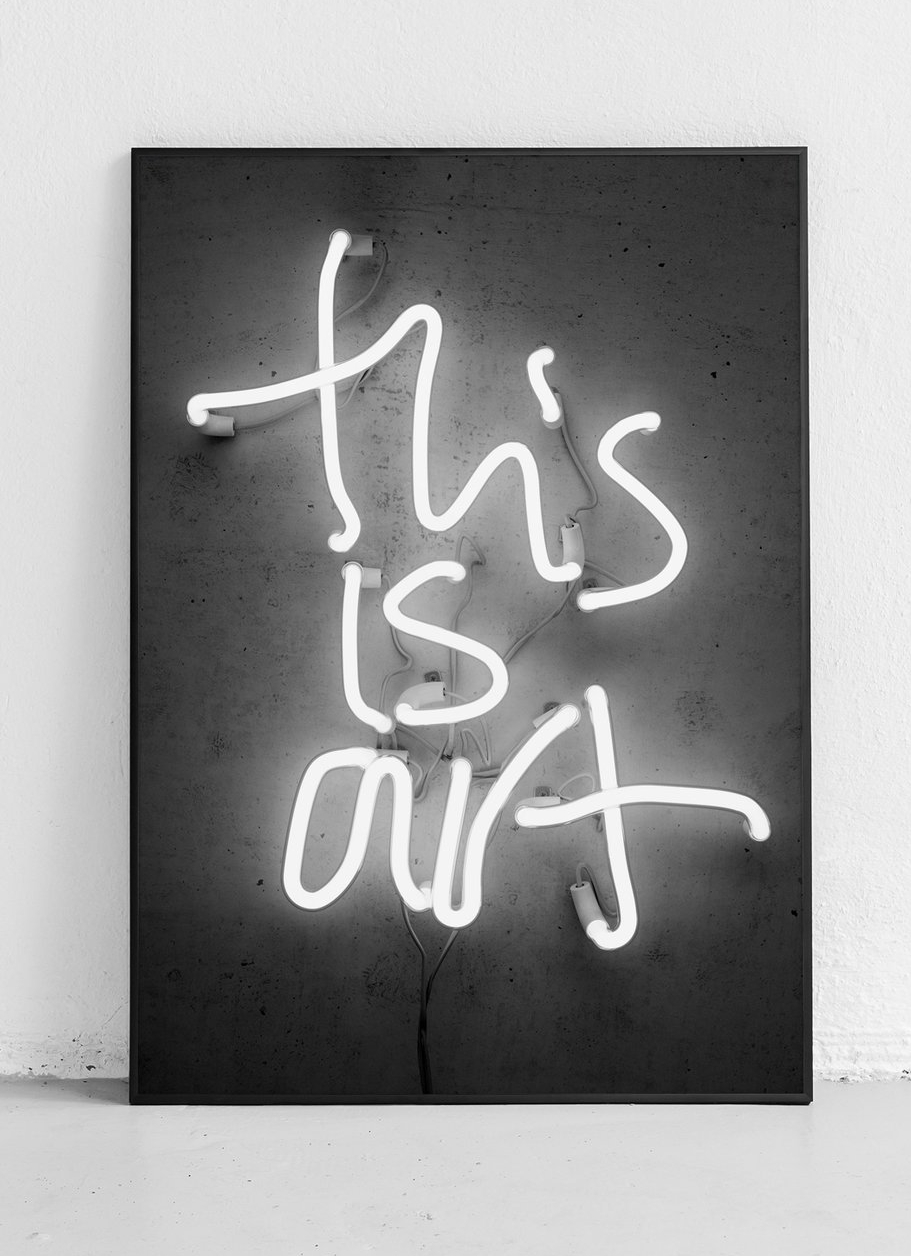 This is art print €220