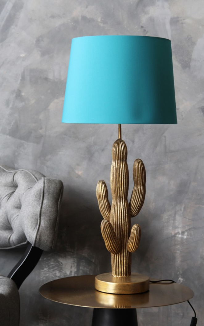 Cactus lamp £110