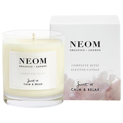 Neom candle £27