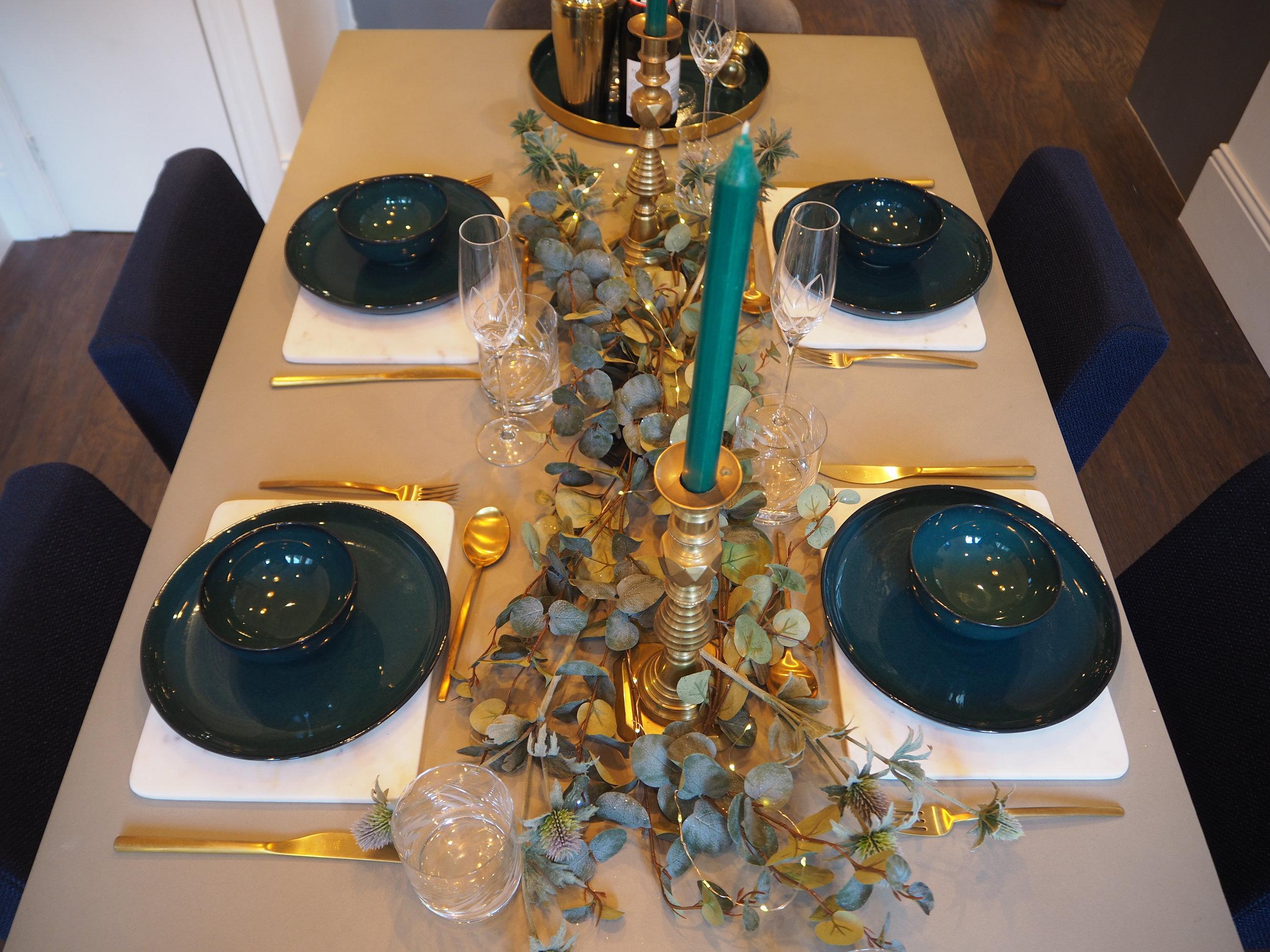 Denby Greenwich tableware