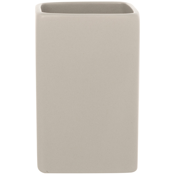 Sainsbury's Home Grey Rectangular Tumbler £5