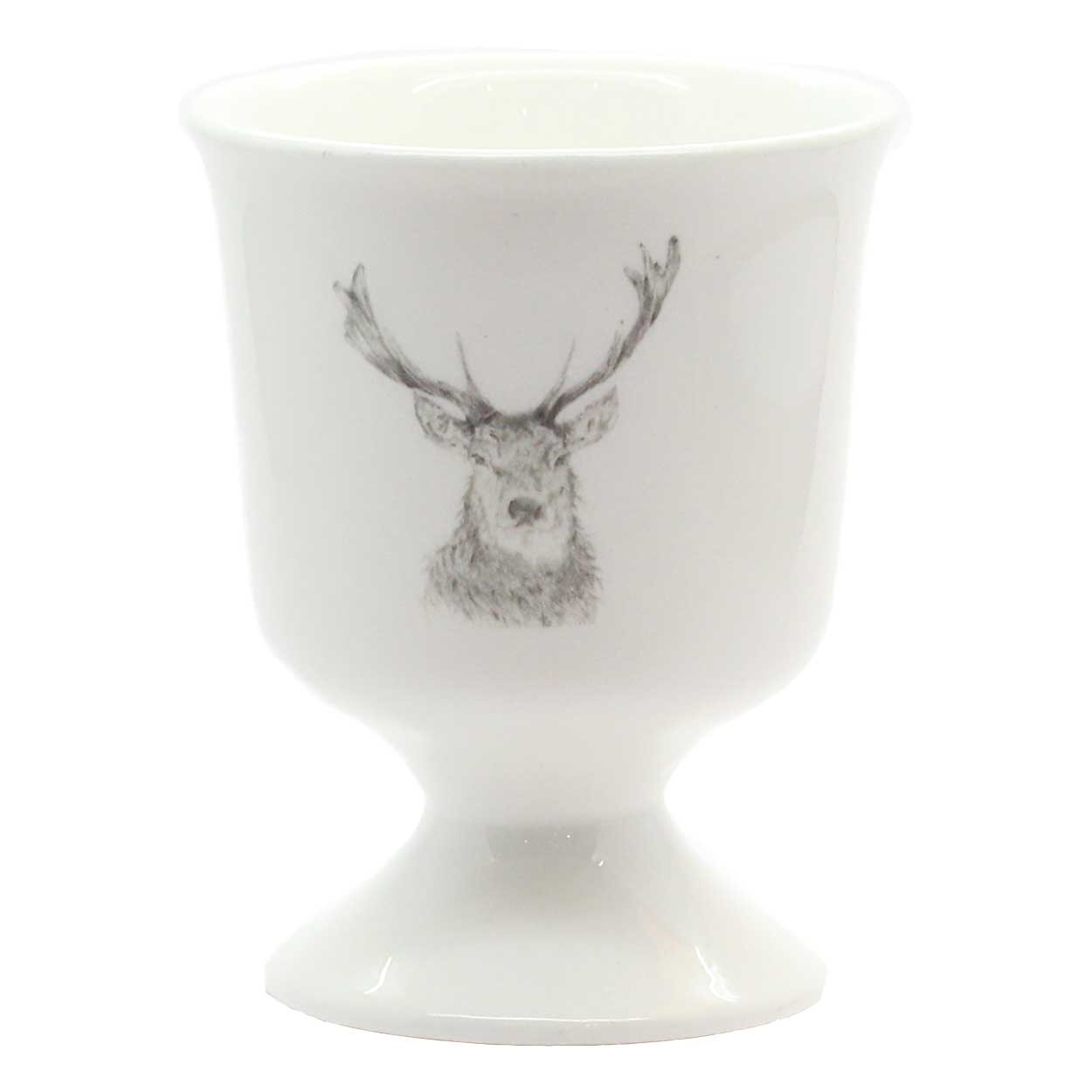Stag egg cup £7