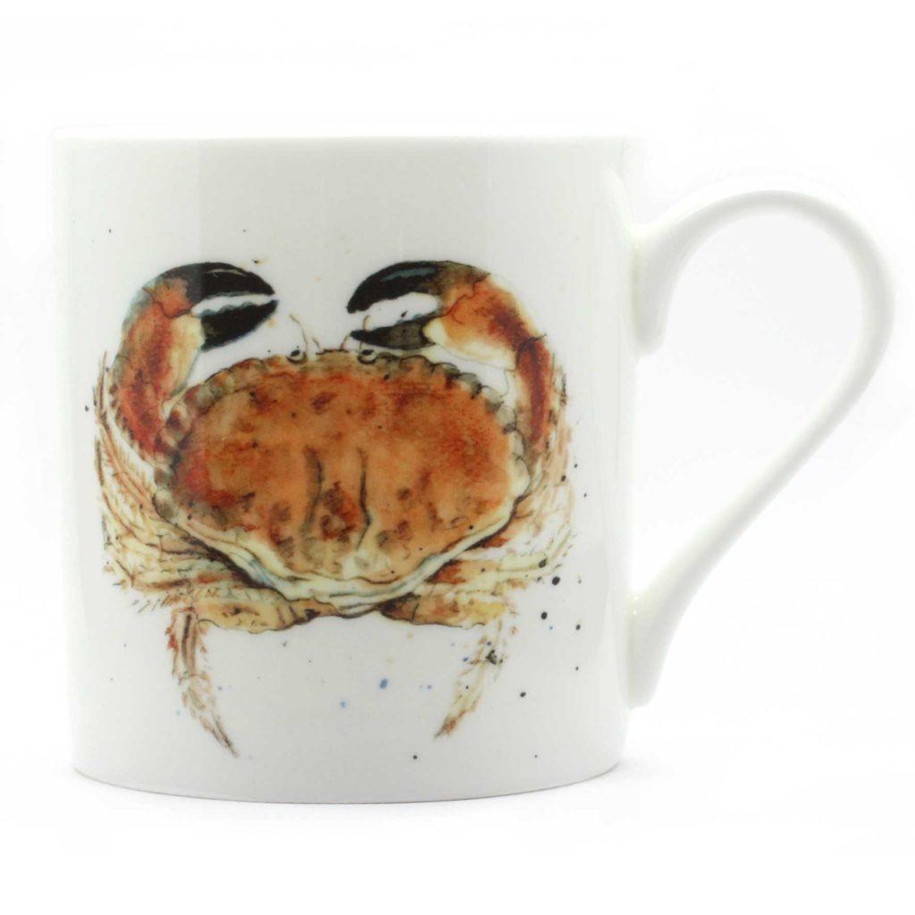 Crab mug £11