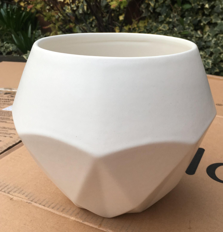 Gem Round Plant Pot by Sfeer Voor Jou