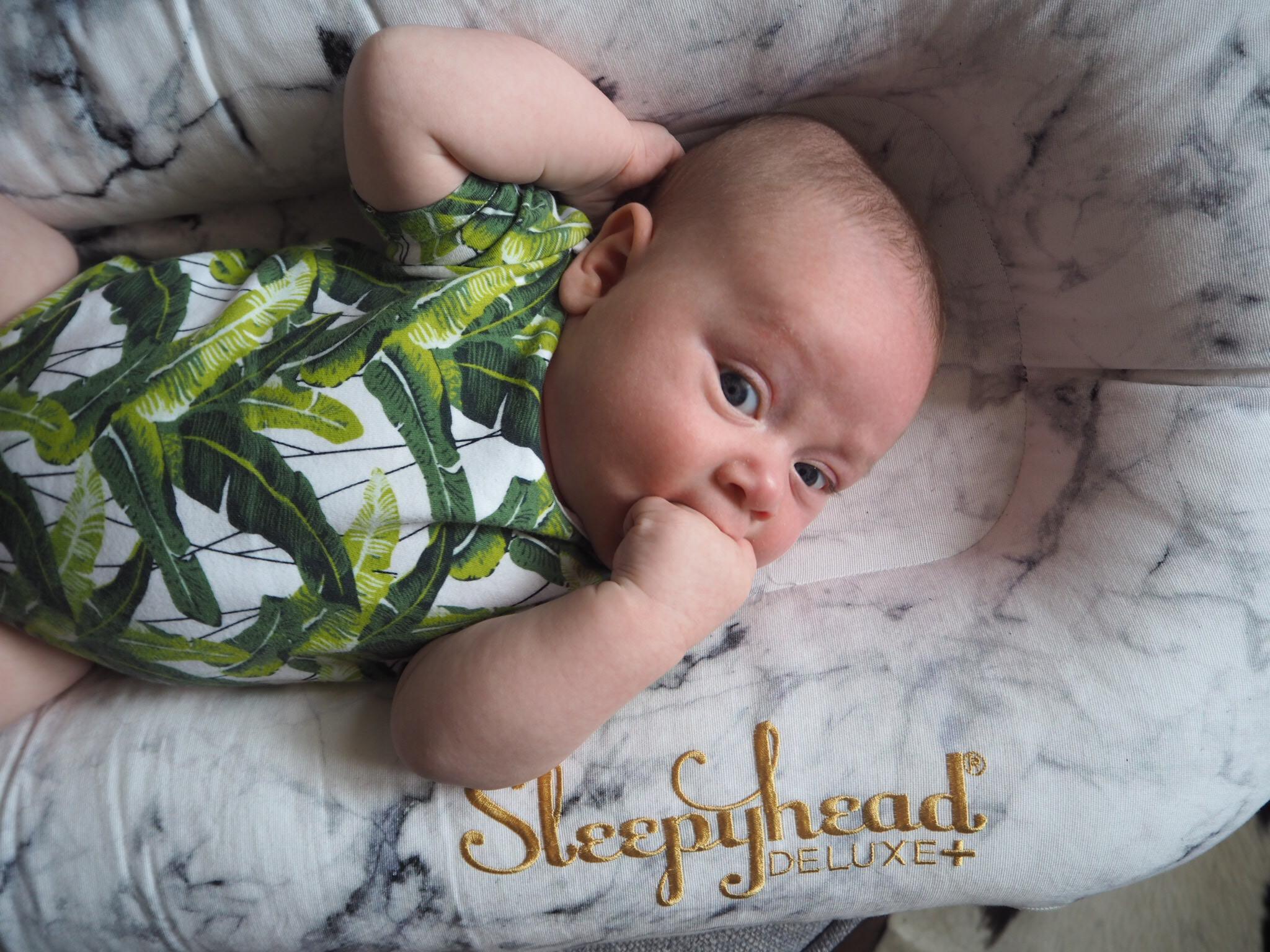 Sleepyhead deluxe+ marble print