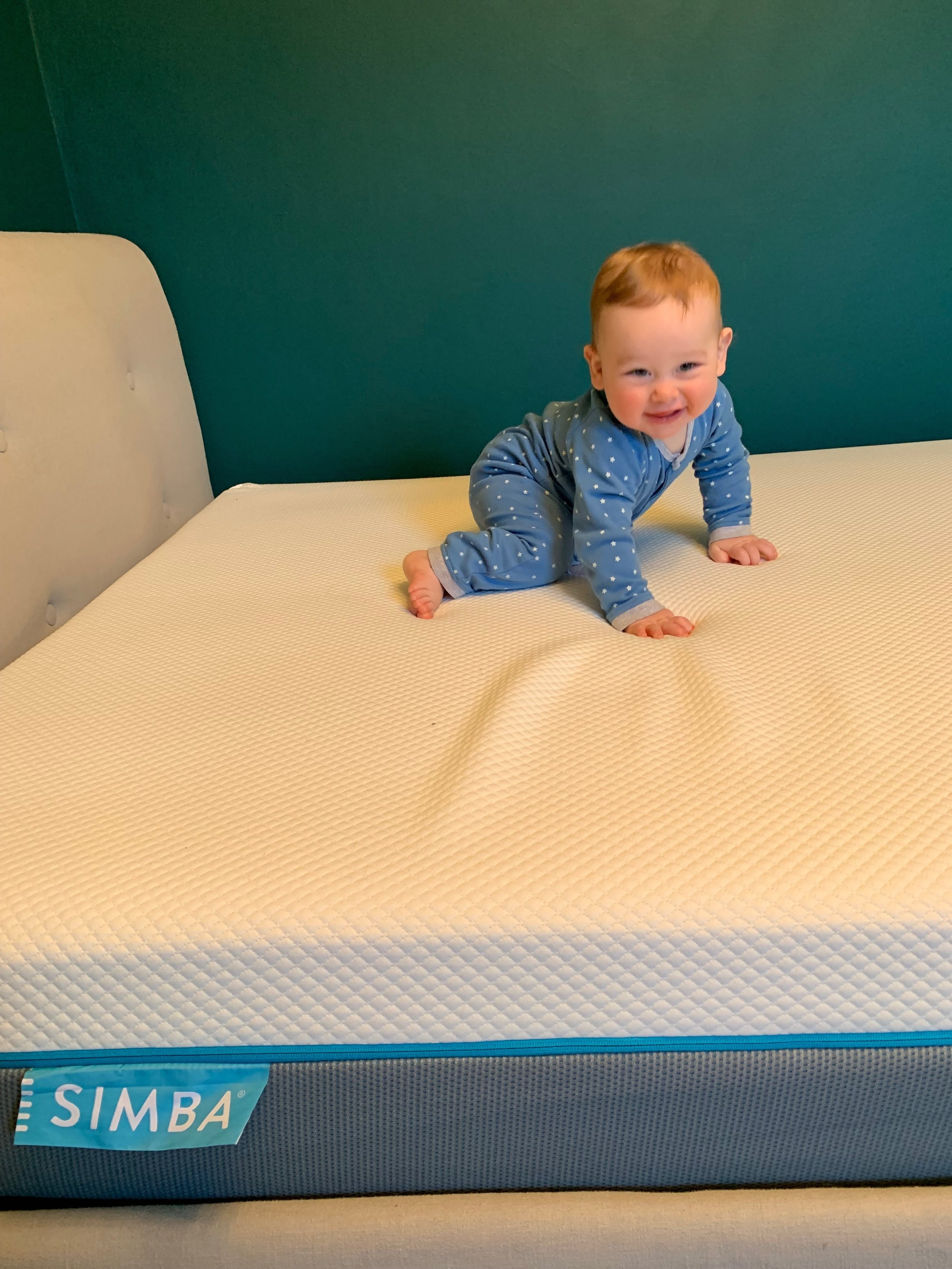 Simba sleep Hybrid mattress Review