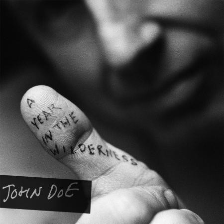 "JOHN DOE ""A YEAR IN THE WILDERNESS"""