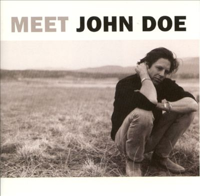 """JOHN DOE """"MEET JOHN DOE"""""""