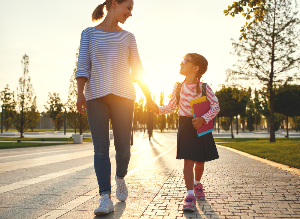 Is your child ready to take the next big step? -
