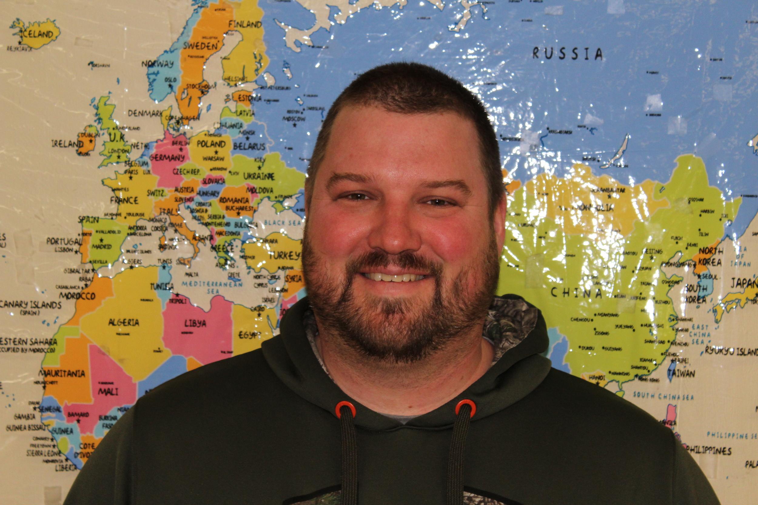 John Wabbe ( @mrwabbe )   8th Grade Global Studies Teacher