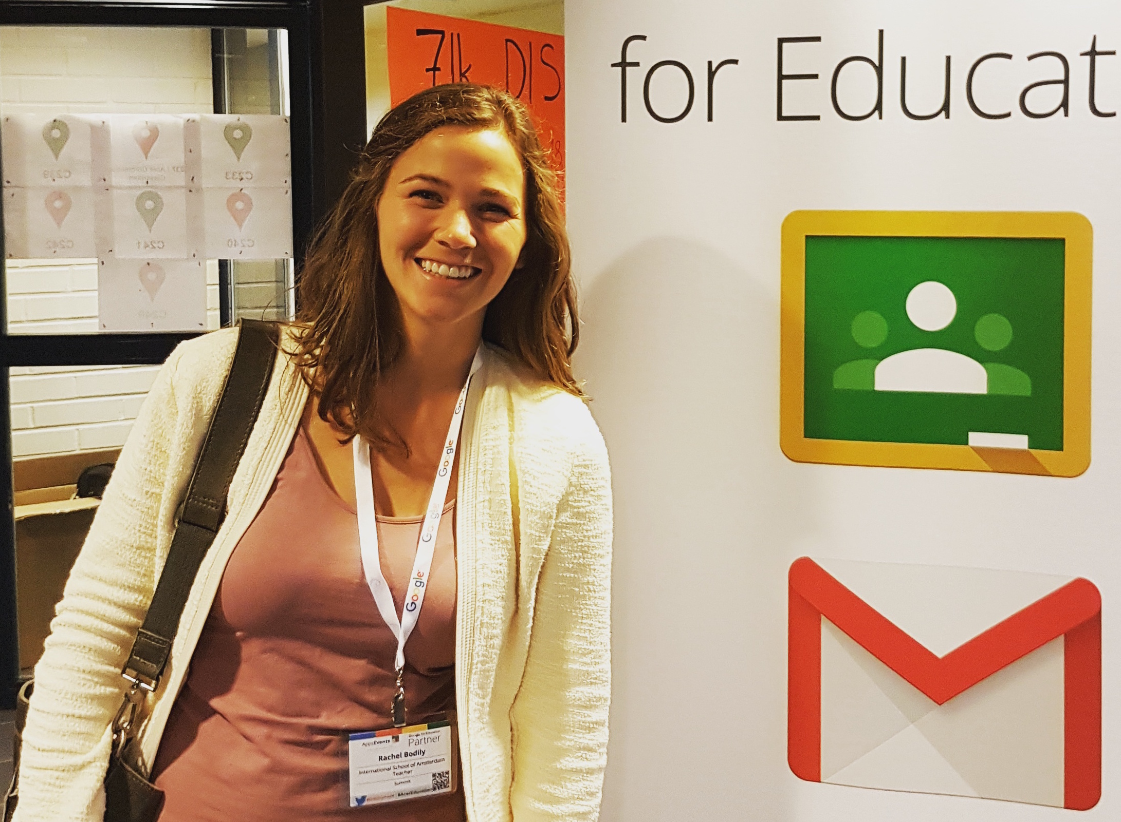 Rachel Bodily  MYP Year 3 Mathematics Teacher