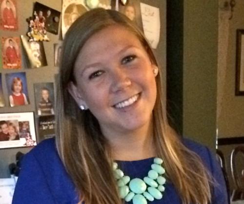 5th grade math teacher & Formative Educator Kayla Lemiuex