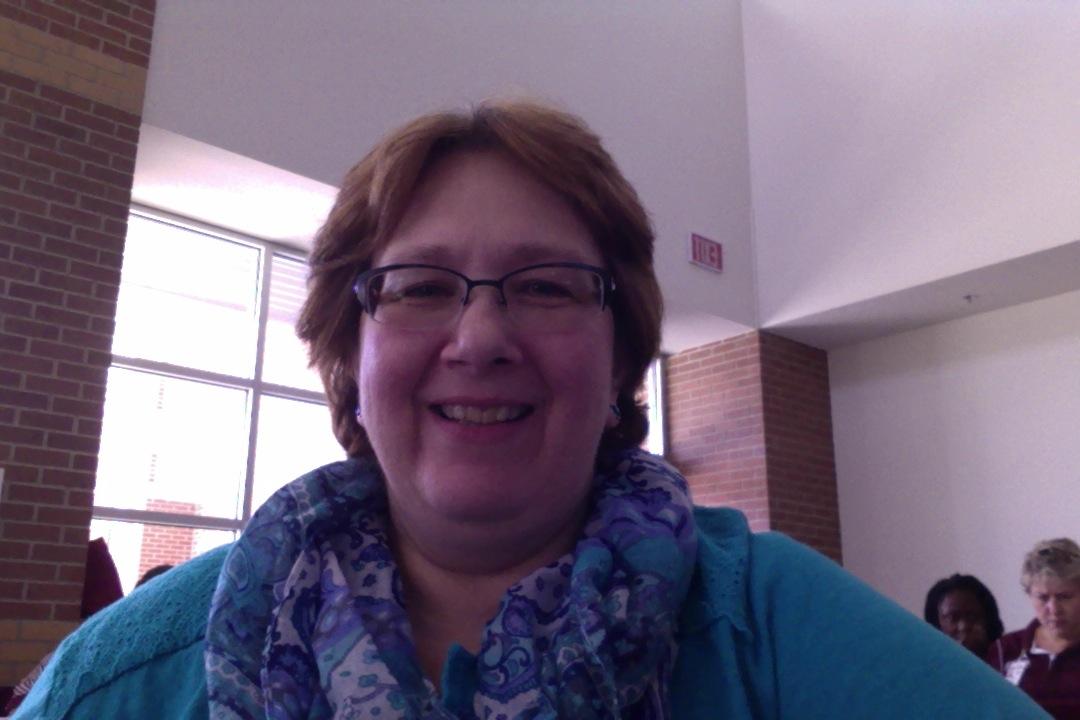 Rachel Thigpen   4th grade Math teacher